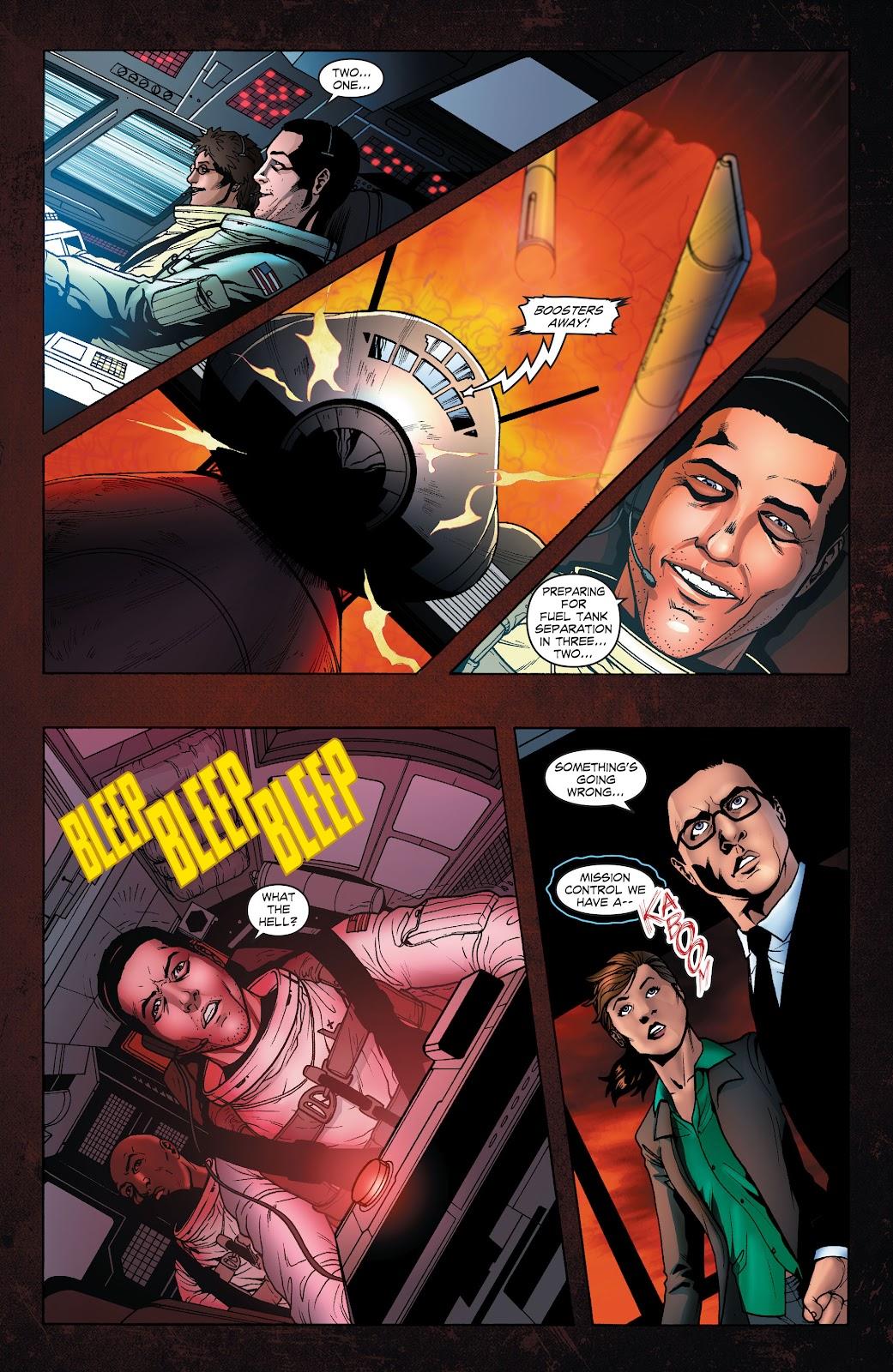 Read online Smallville Season 11 [II] comic -  Issue # TPB 1 - 57