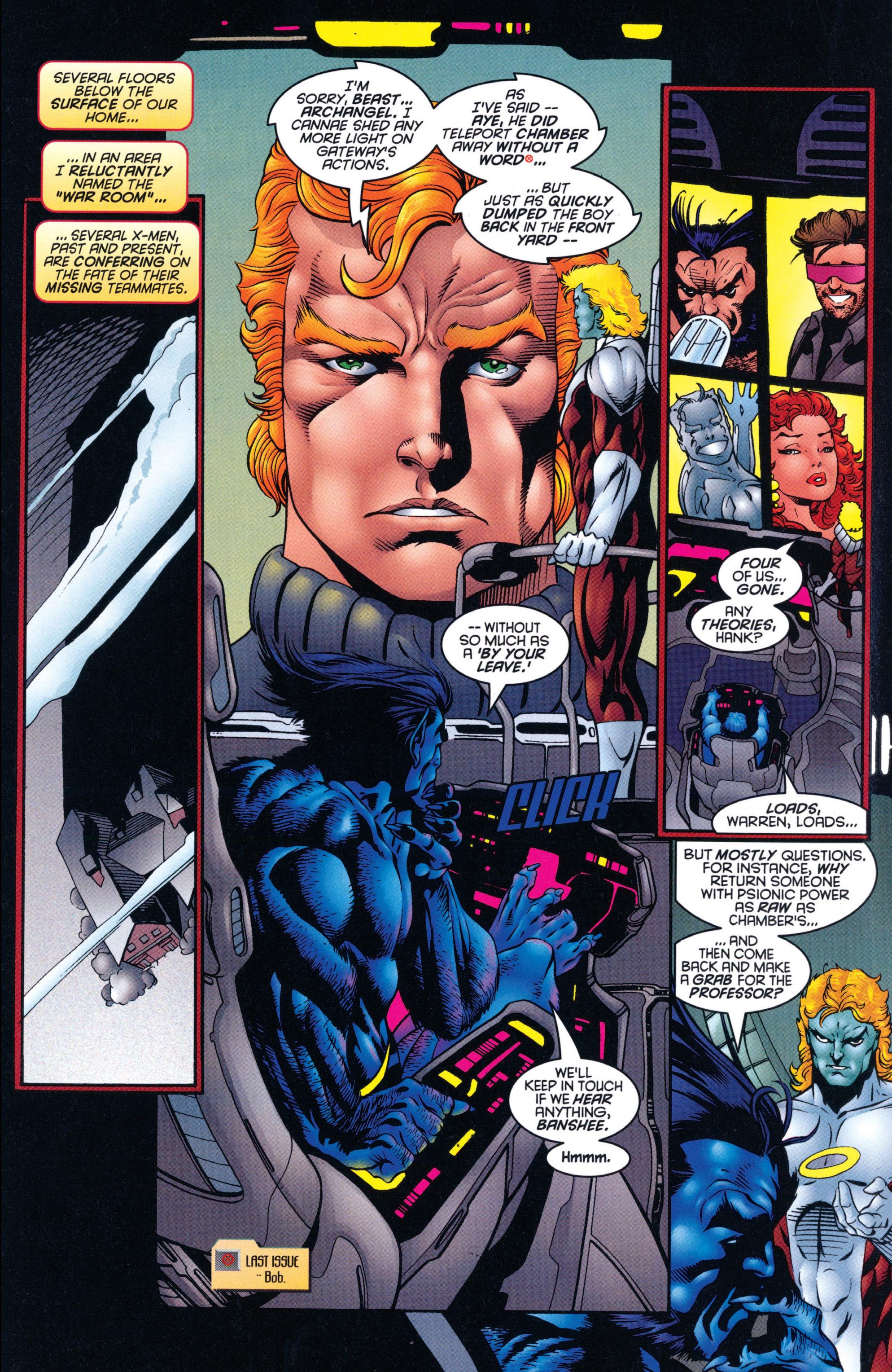 X-Men (1991) 50 Page 16