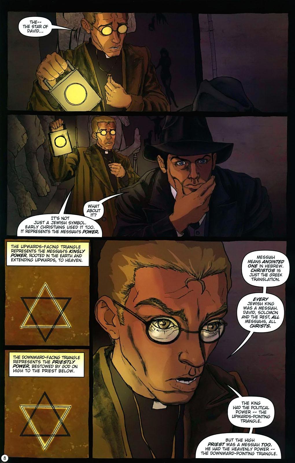 Read online Rex Mundi comic -  Issue #15 - 12