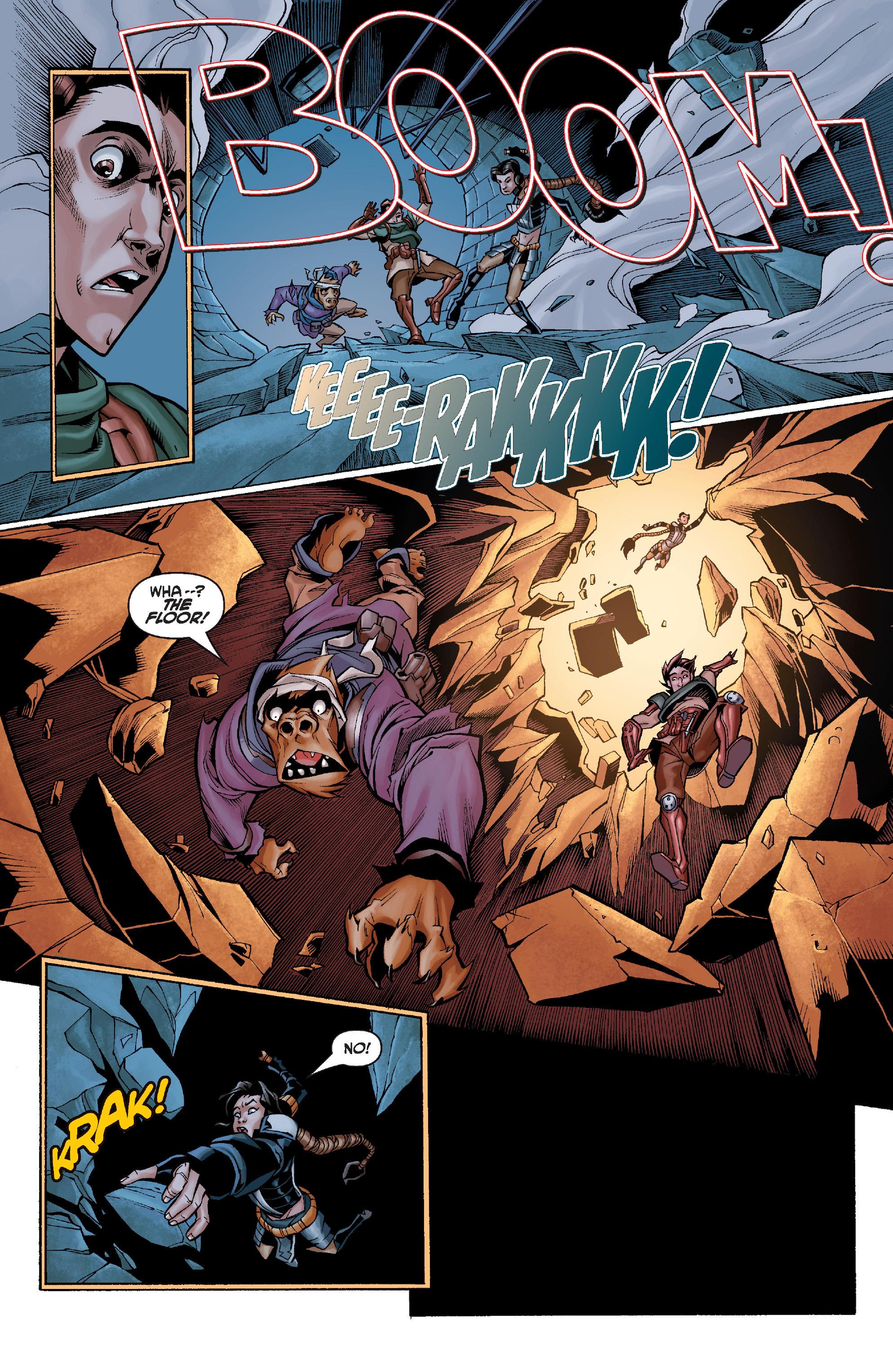 Read online Star Wars Omnibus comic -  Issue # Vol. 32 - 162