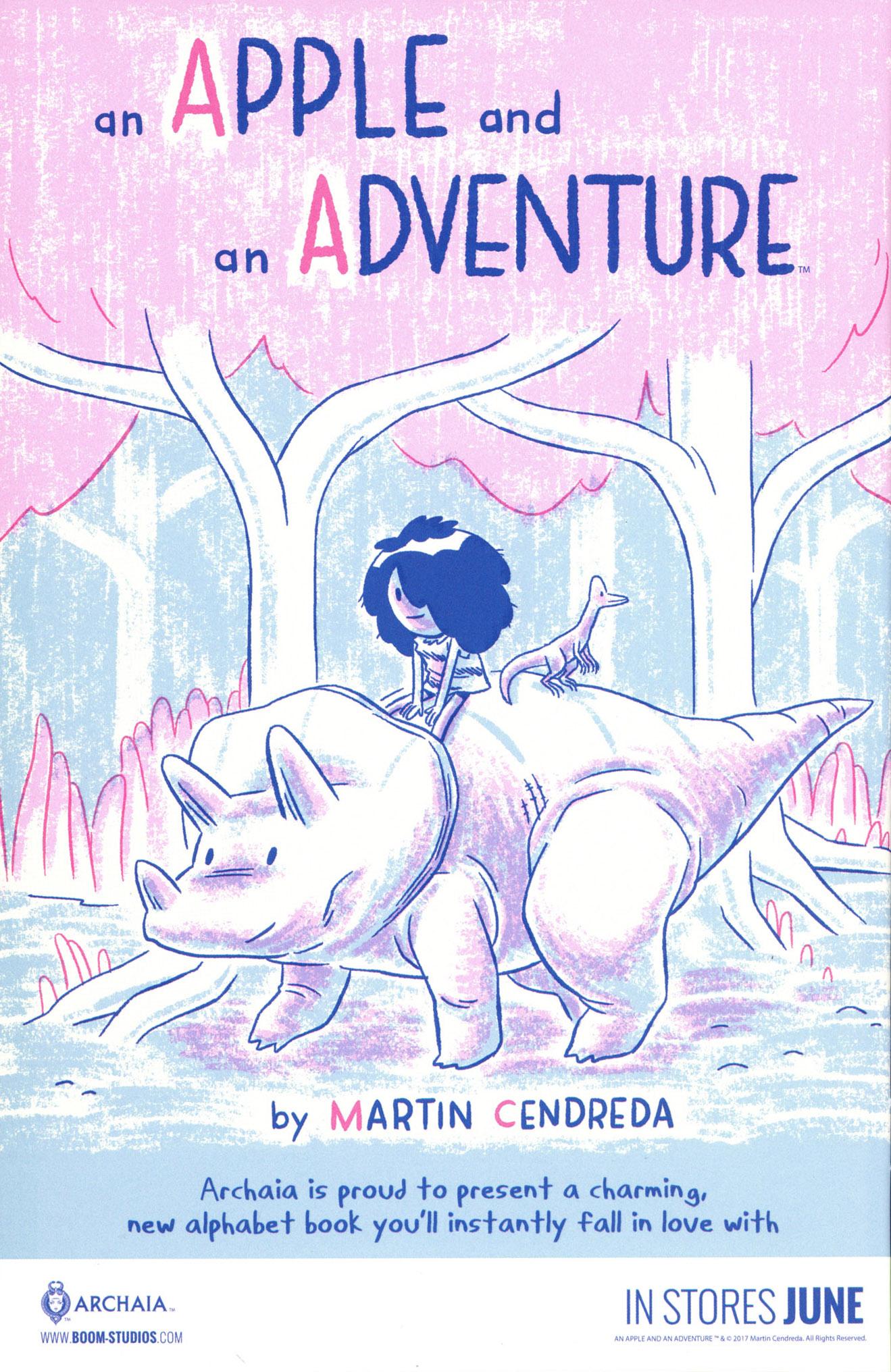 Read online Adventure Time Comics comic -  Issue #8 - 30