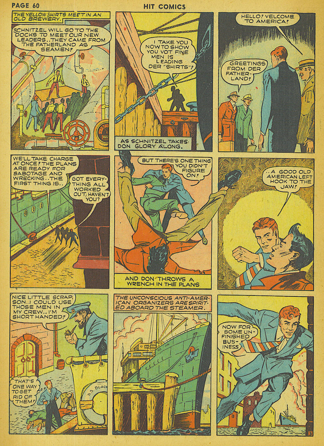 Read online Hit Comics comic -  Issue #13 - 62