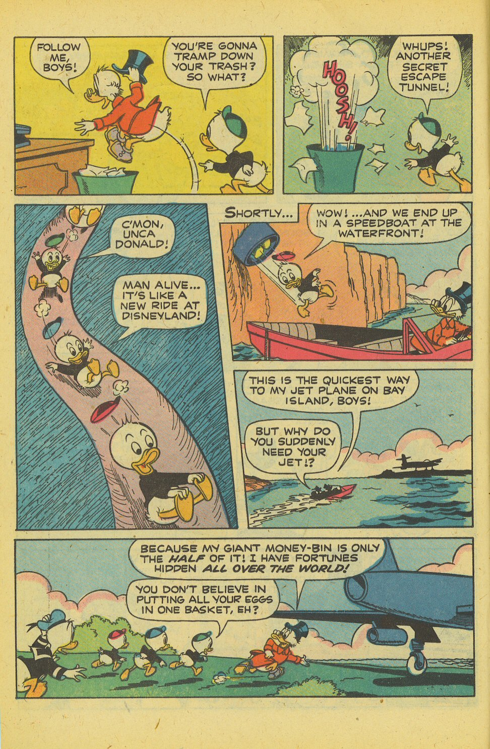 Read online Uncle Scrooge (1953) comic -  Issue #158 - 10