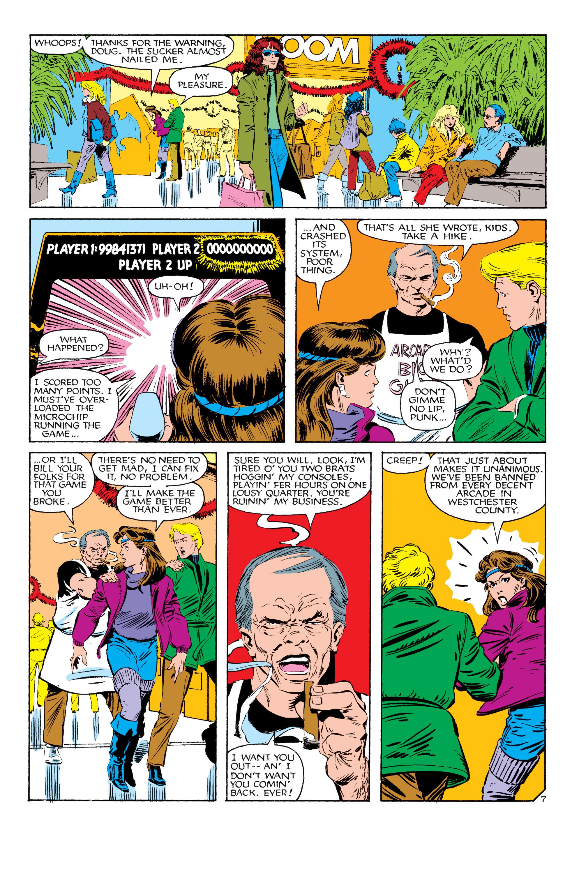 Read online Uncanny X-Men (1963) comic -  Issue #180 - 8