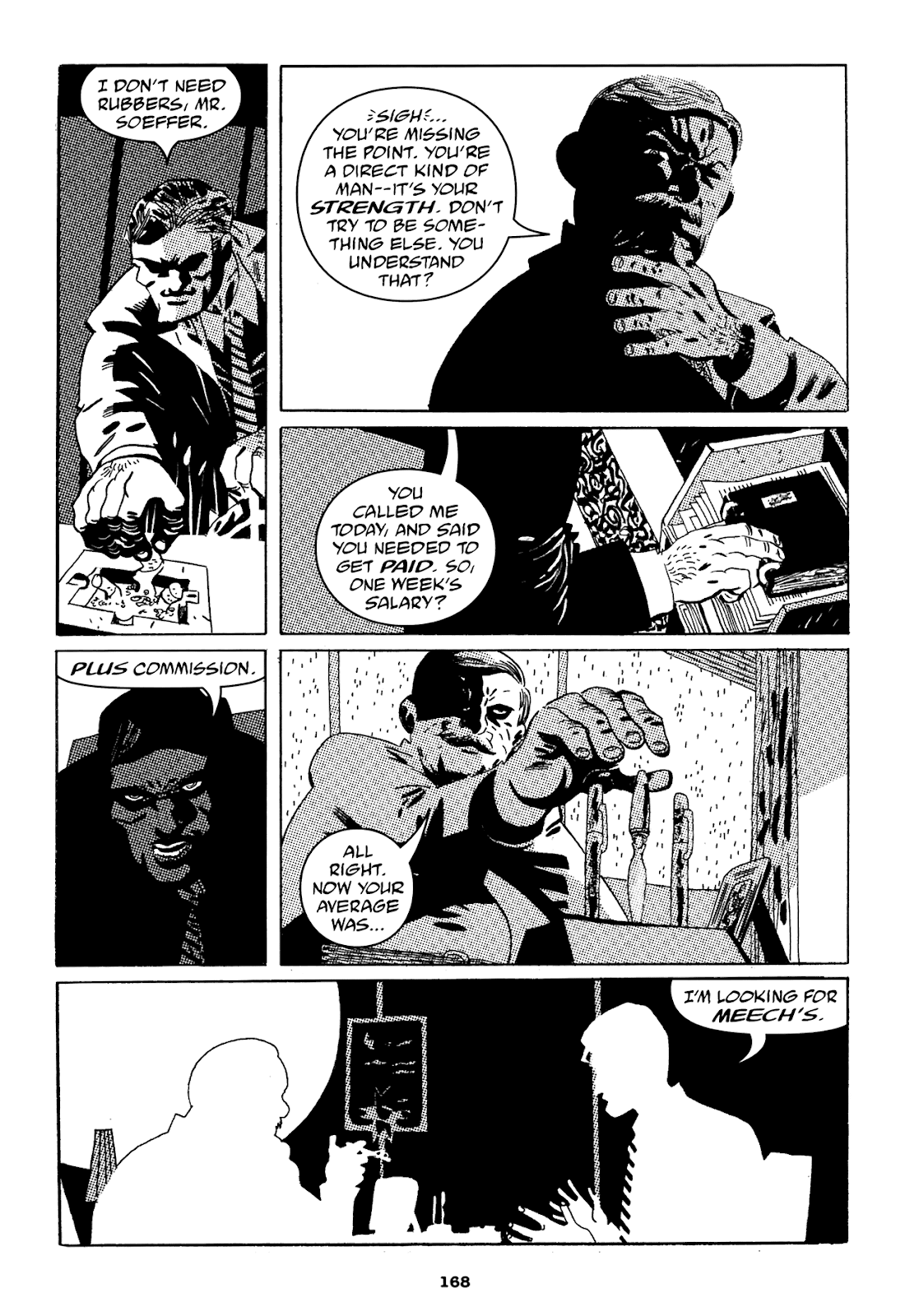 Read online Filthy Rich comic -  Issue # TPB (Part 2) - 73