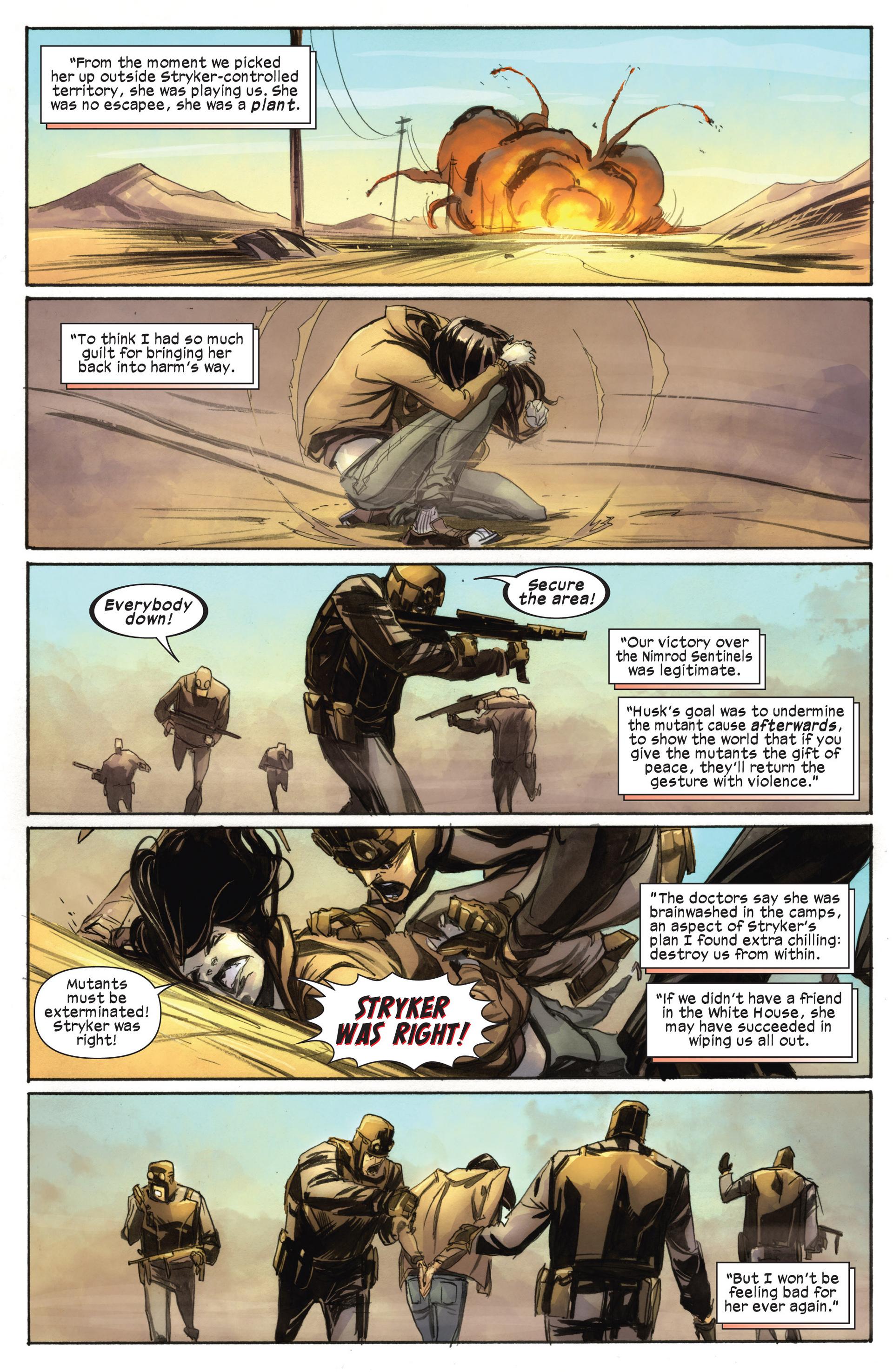 Read online Ultimate Comics X-Men comic -  Issue #18.1 - 8