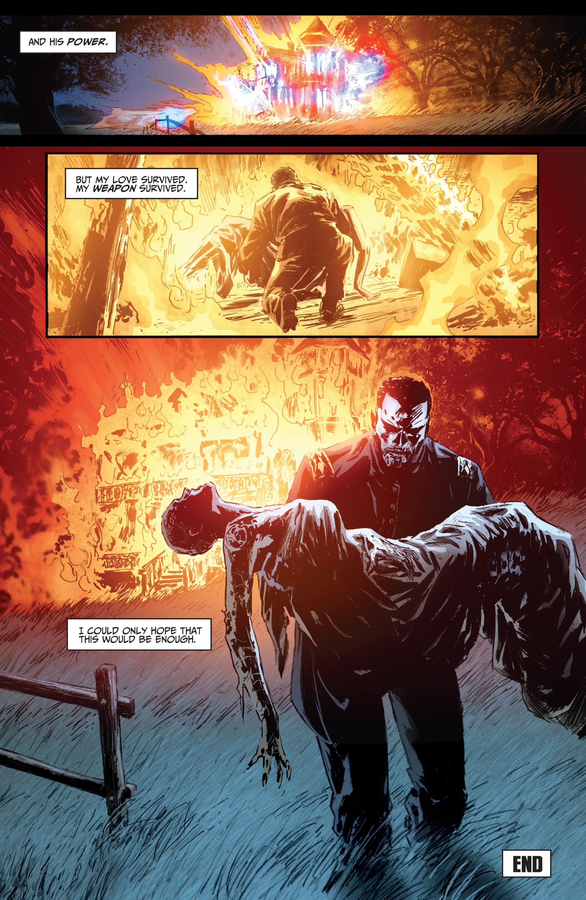 Read online Shadowman (2012) comic -  Issue #10 - 24