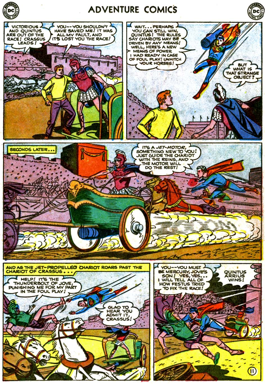 Read online Adventure Comics (1938) comic -  Issue #177 - 13