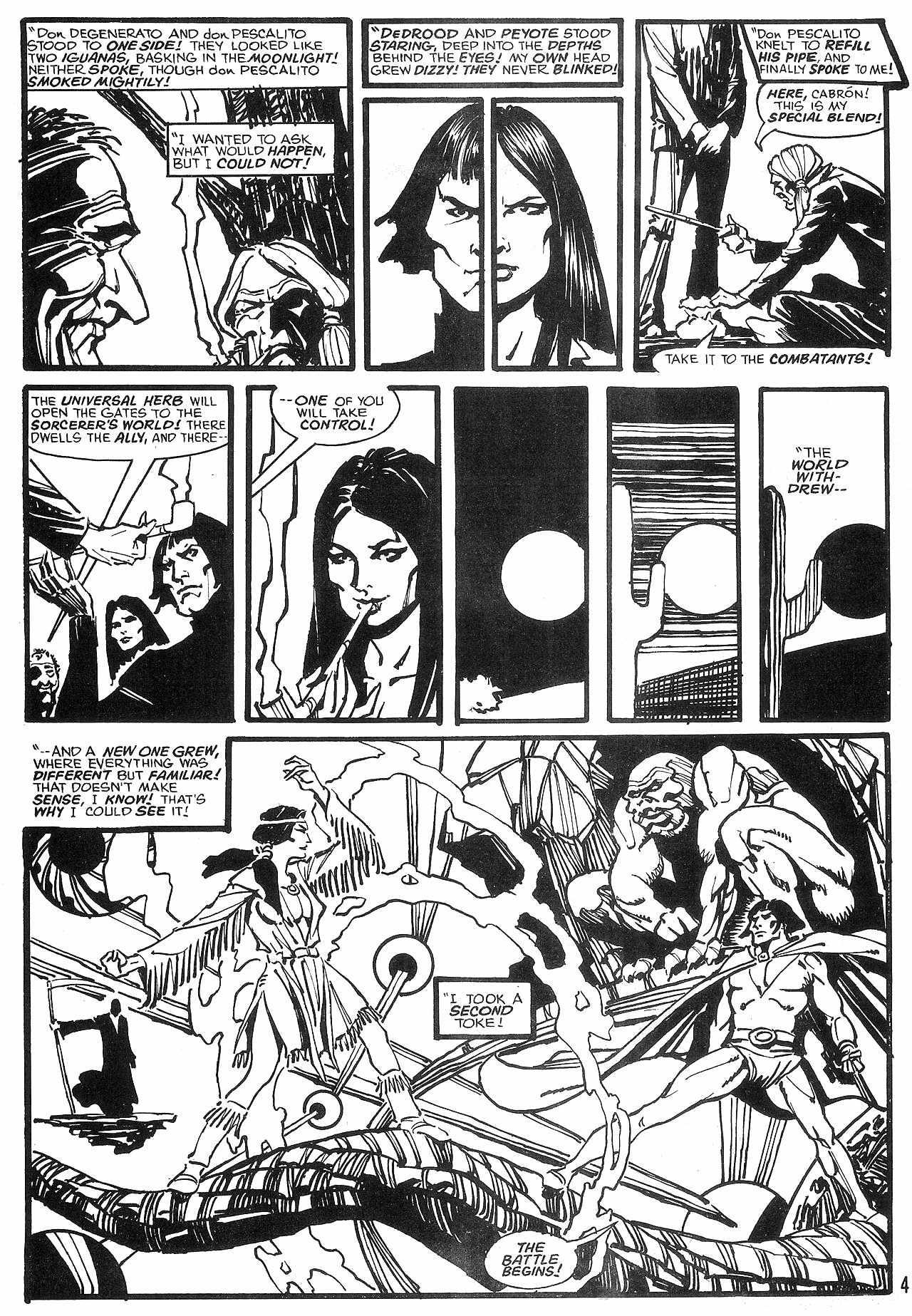 Read online Star*Reach comic -  Issue #7 - 44