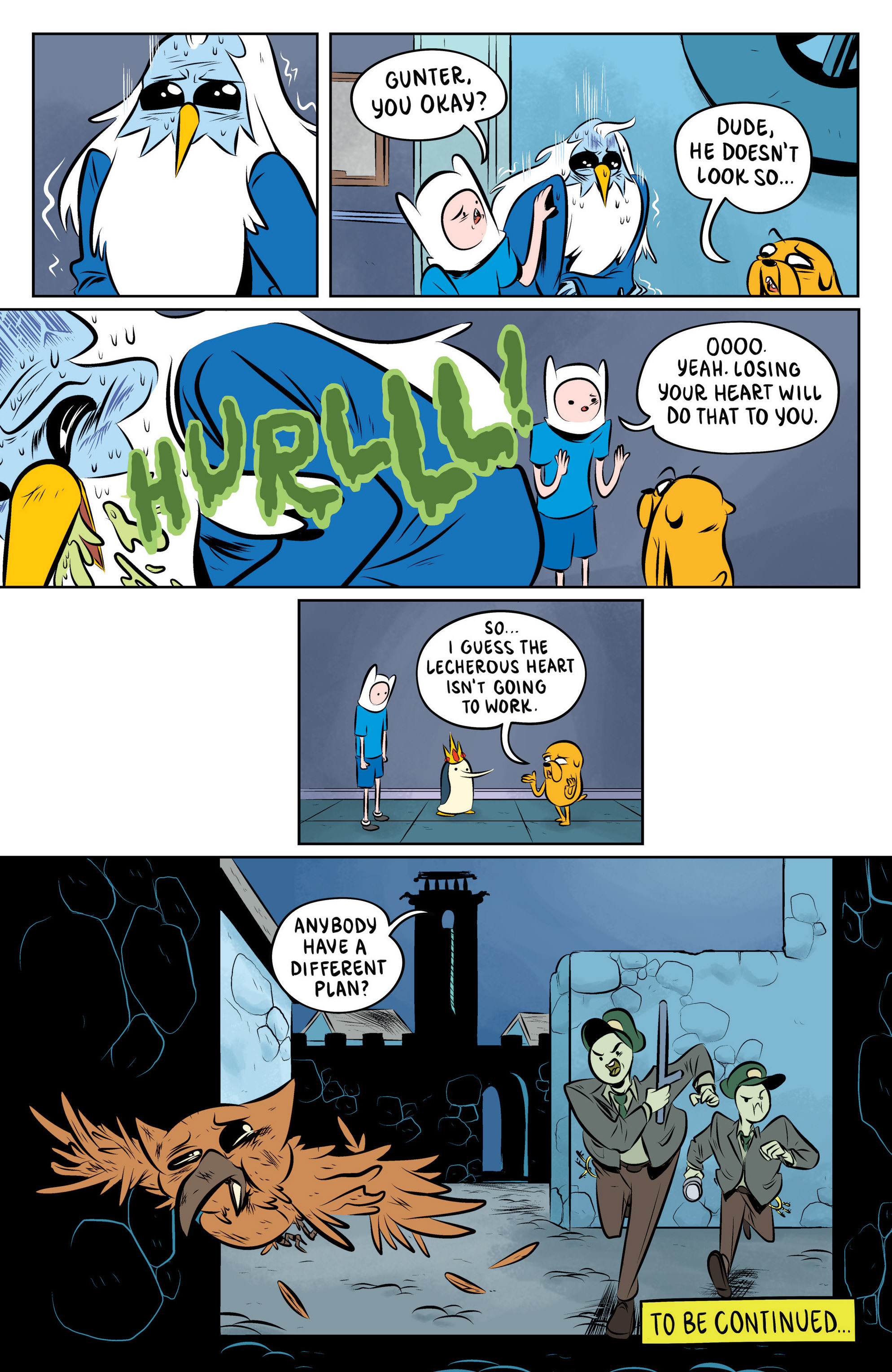 Read online Adventure Time: The Flip Side comic -  Issue #2 - 27