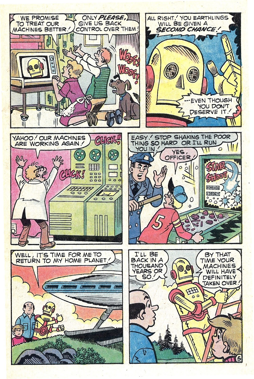 Read online Madhouse Comics comic -  Issue #116 - 7
