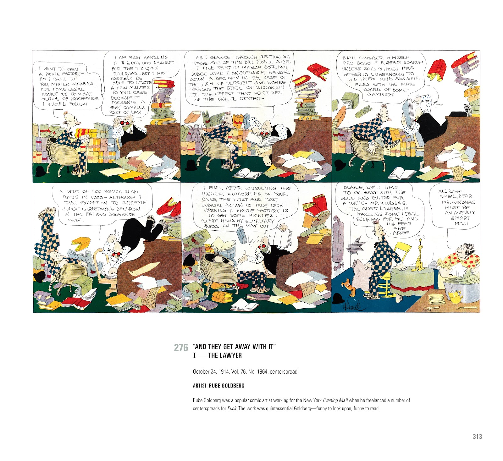 Read online What Fools These Mortals Be!: The Story of Puck Magazine comic -  Issue # TPB (Part 3) - 110