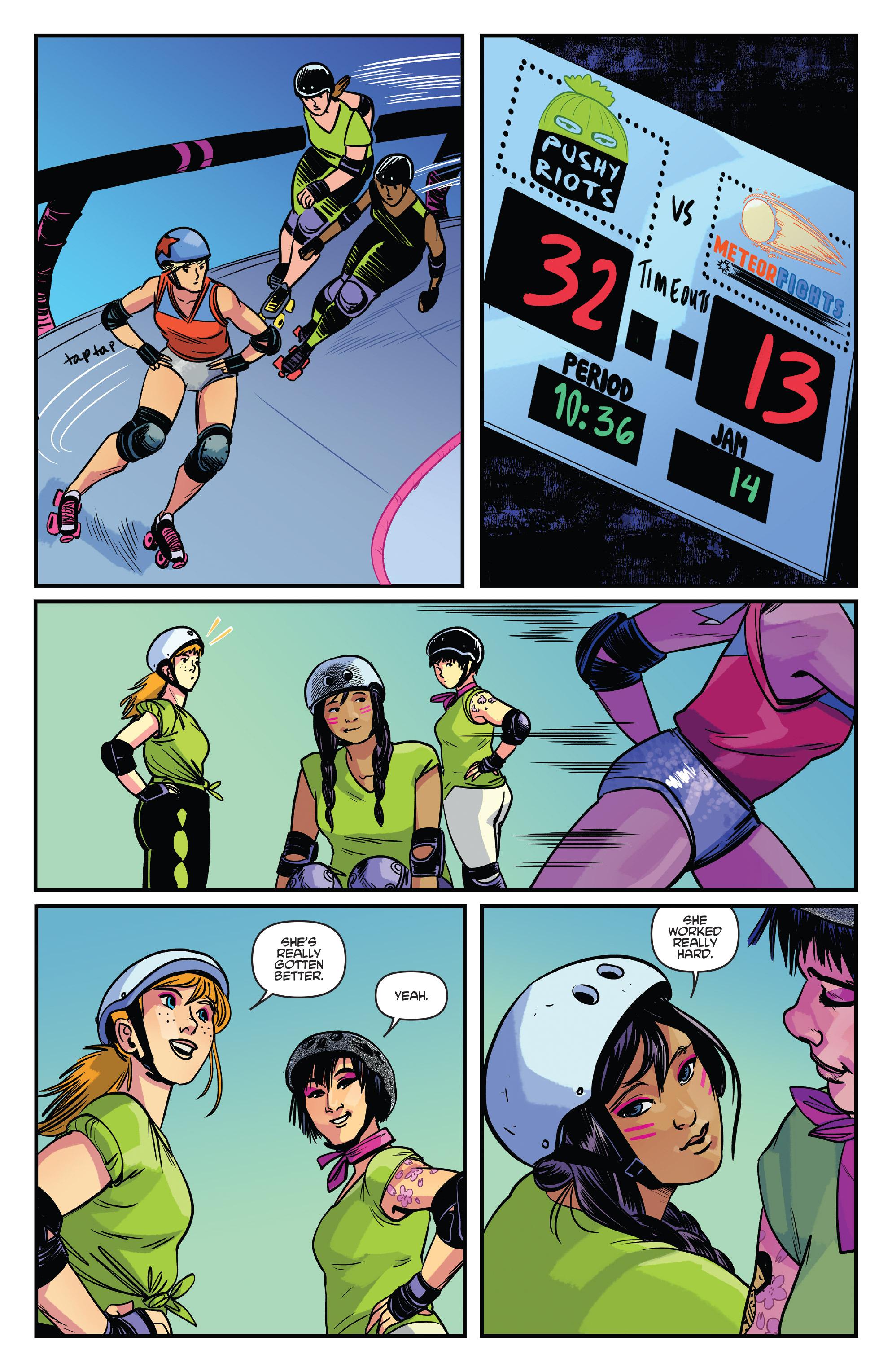 Read online Slam! comic -  Issue #4 - 15