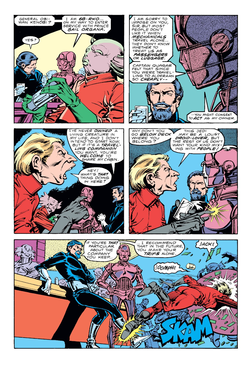 Read online Star Wars Legends: The Original Marvel Years - Epic Collection comic -  Issue # TPB 2 (Part 1) - 12