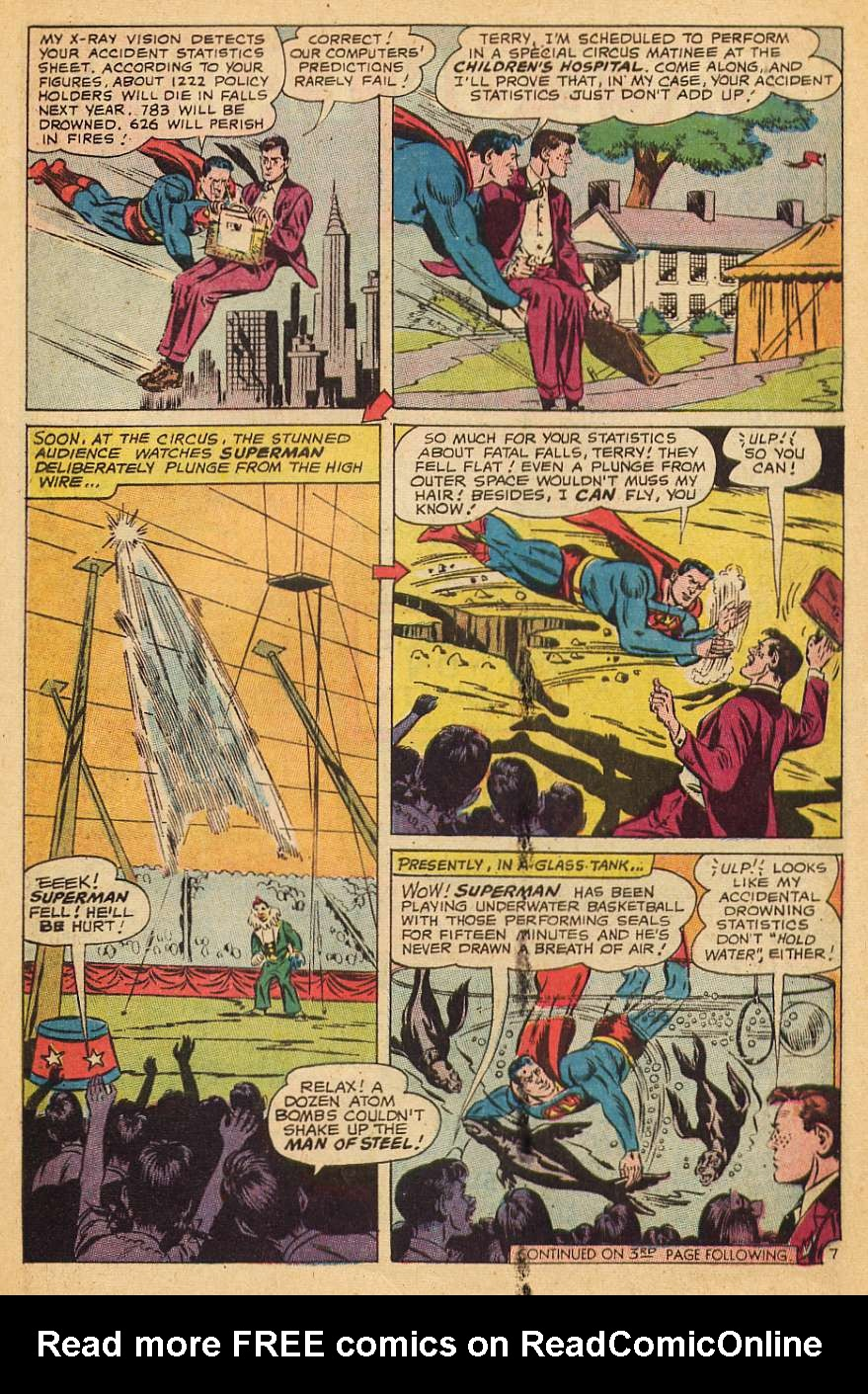Read online Action Comics (1938) comic -  Issue #346 - 9