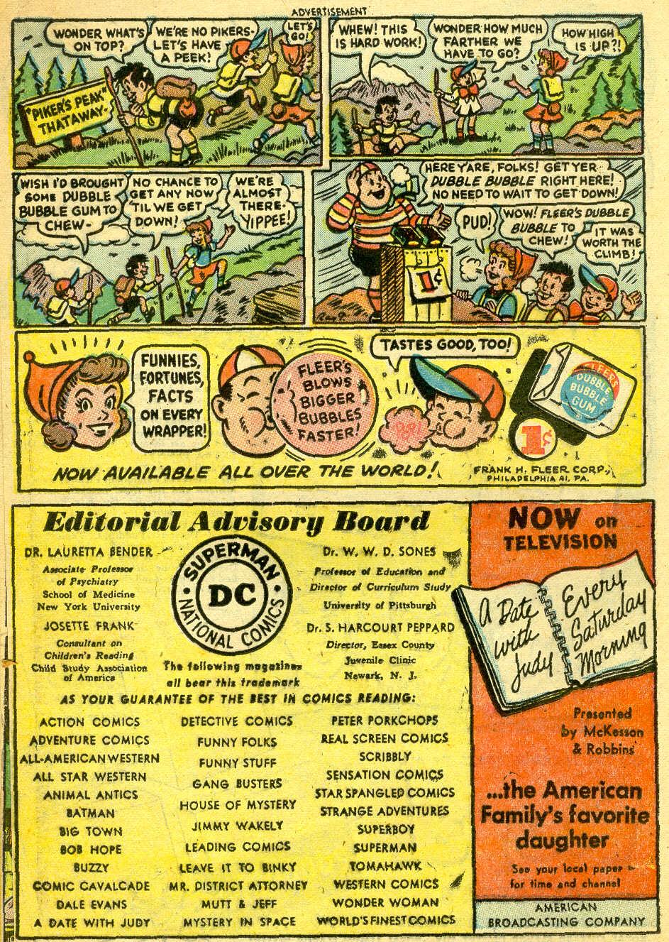 Read online Adventure Comics (1938) comic -  Issue #170 - 16