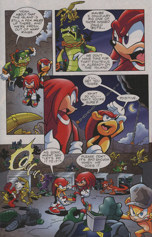 Read online Sonic Universe comic -  Issue #12 - 9