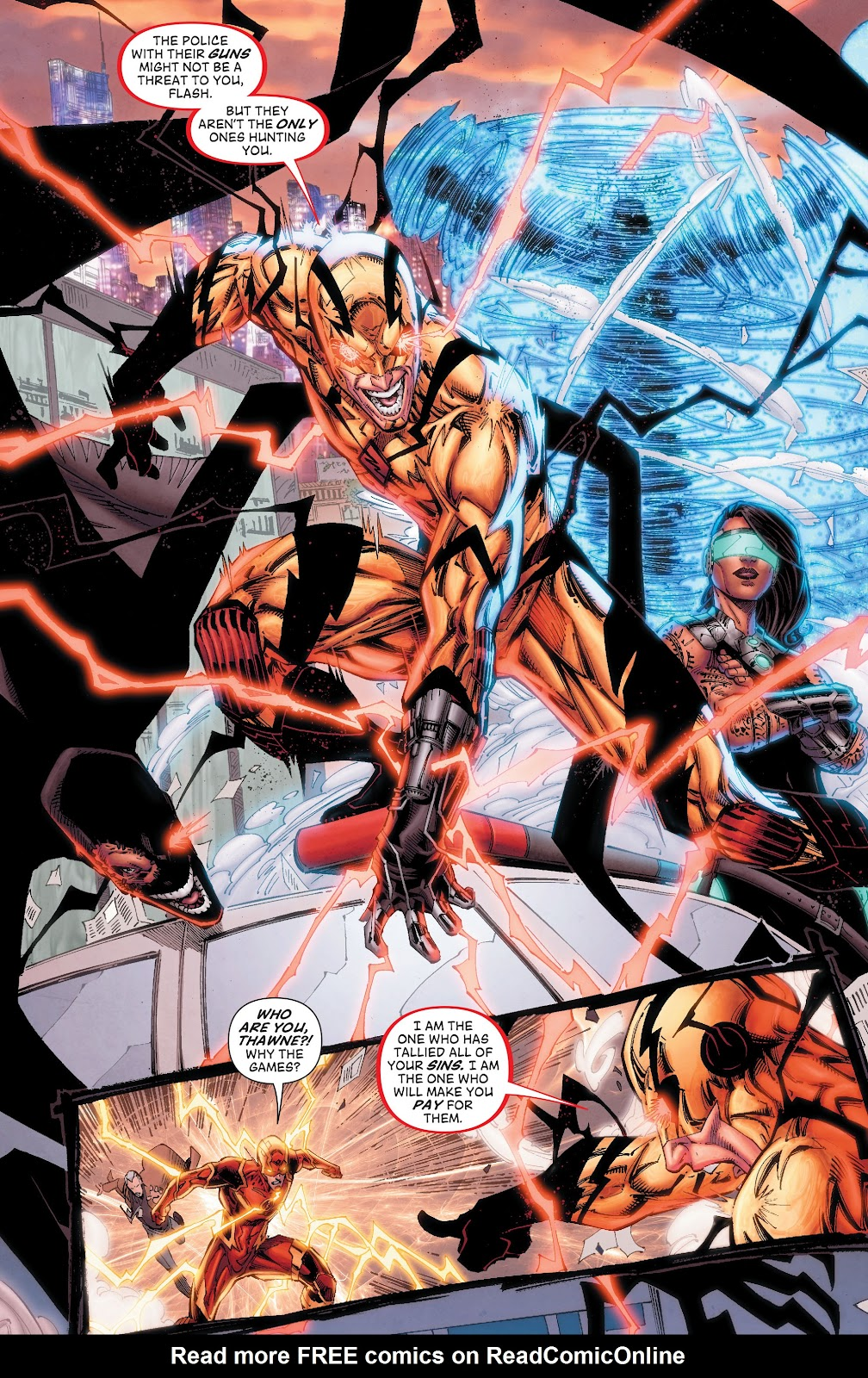 Read online The Flash (2011) comic -  Issue # _TPB 8 (Part 2) - 67