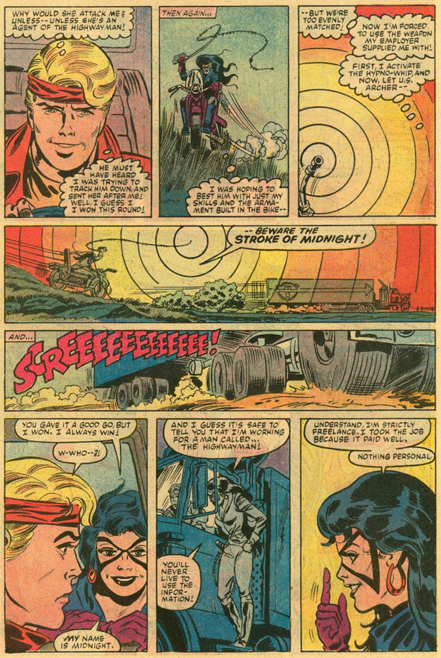 Read online U.S. 1 comic -  Issue #2 - 19