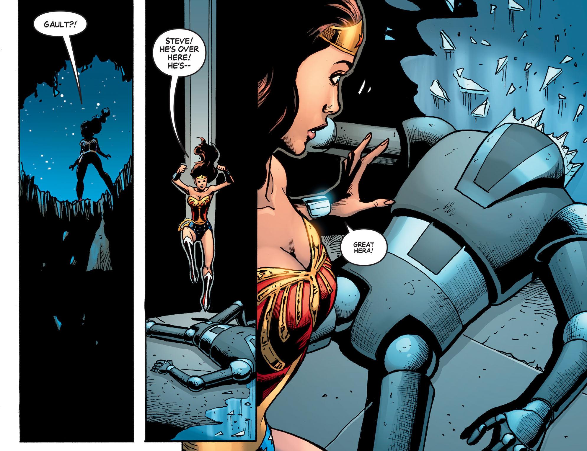 Read online Wonder Woman '77 [I] comic -  Issue #21 - 21