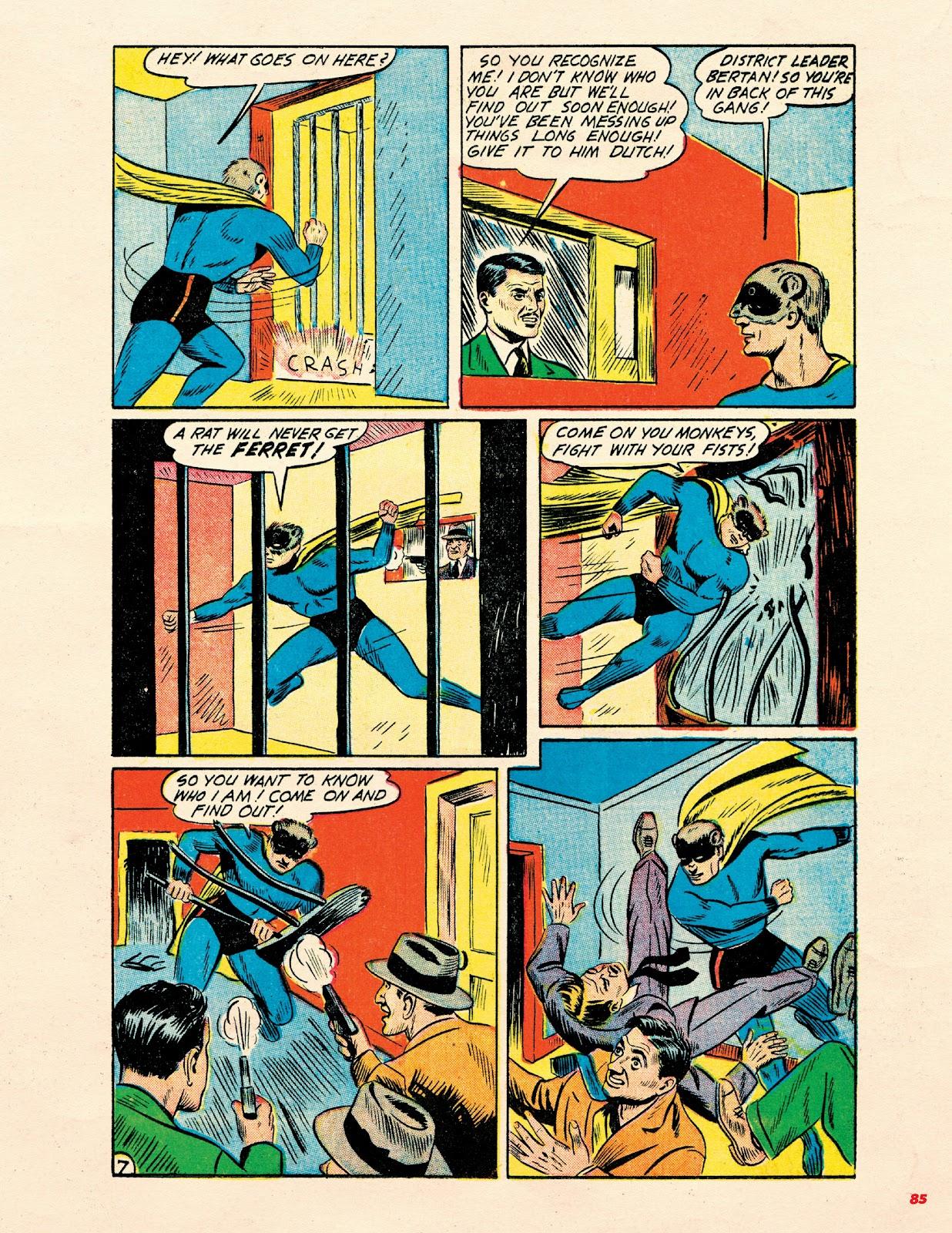 Read online Super Weird Heroes comic -  Issue # TPB 2 (Part 1) - 85