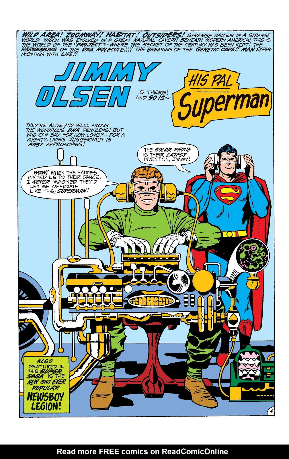Read online Superman's Pal, Jimmy Olsen by Jack Kirby comic -  Issue # TPB (Part 2) - 3