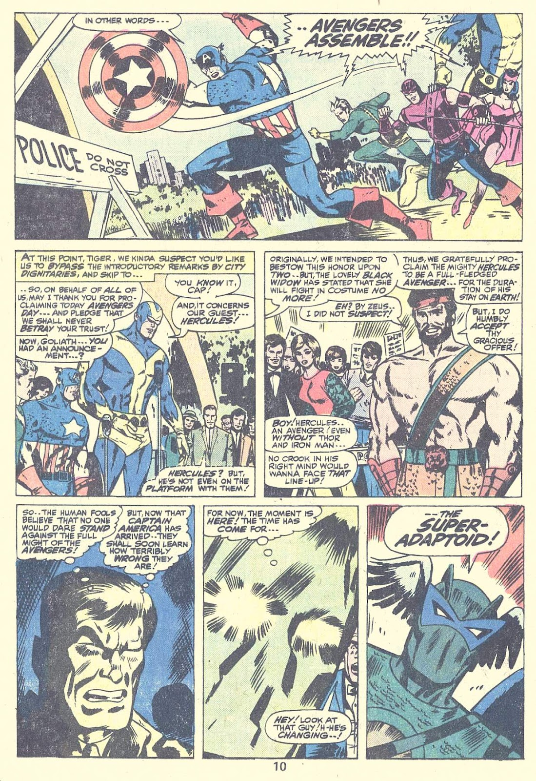 Marvel Triple Action (1972) issue 37 - Page 12