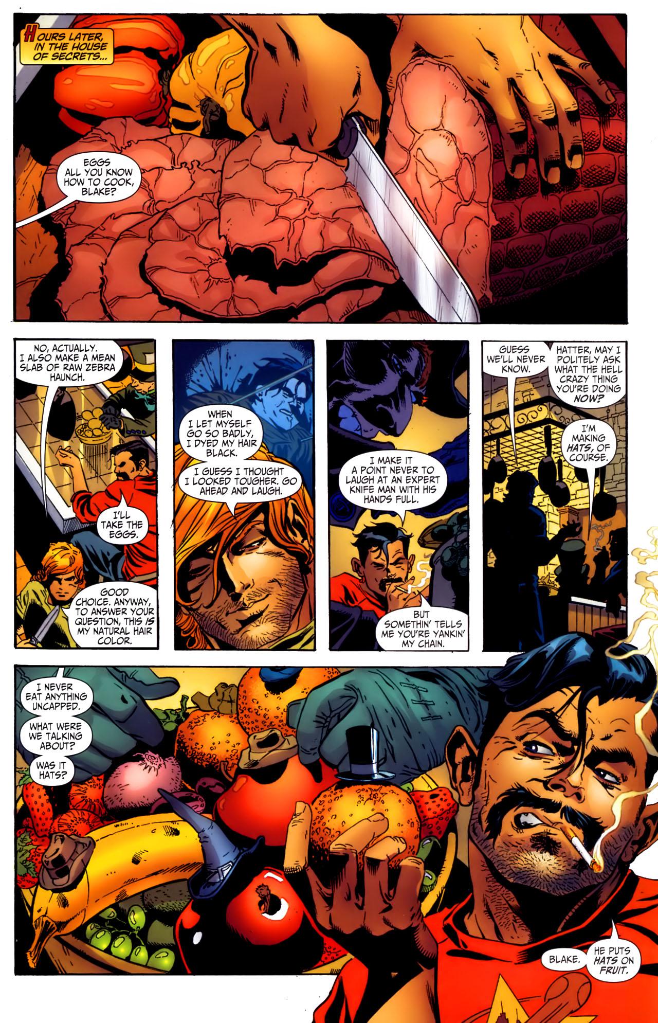 Read online Secret Six (2006) comic -  Issue #3 - 7