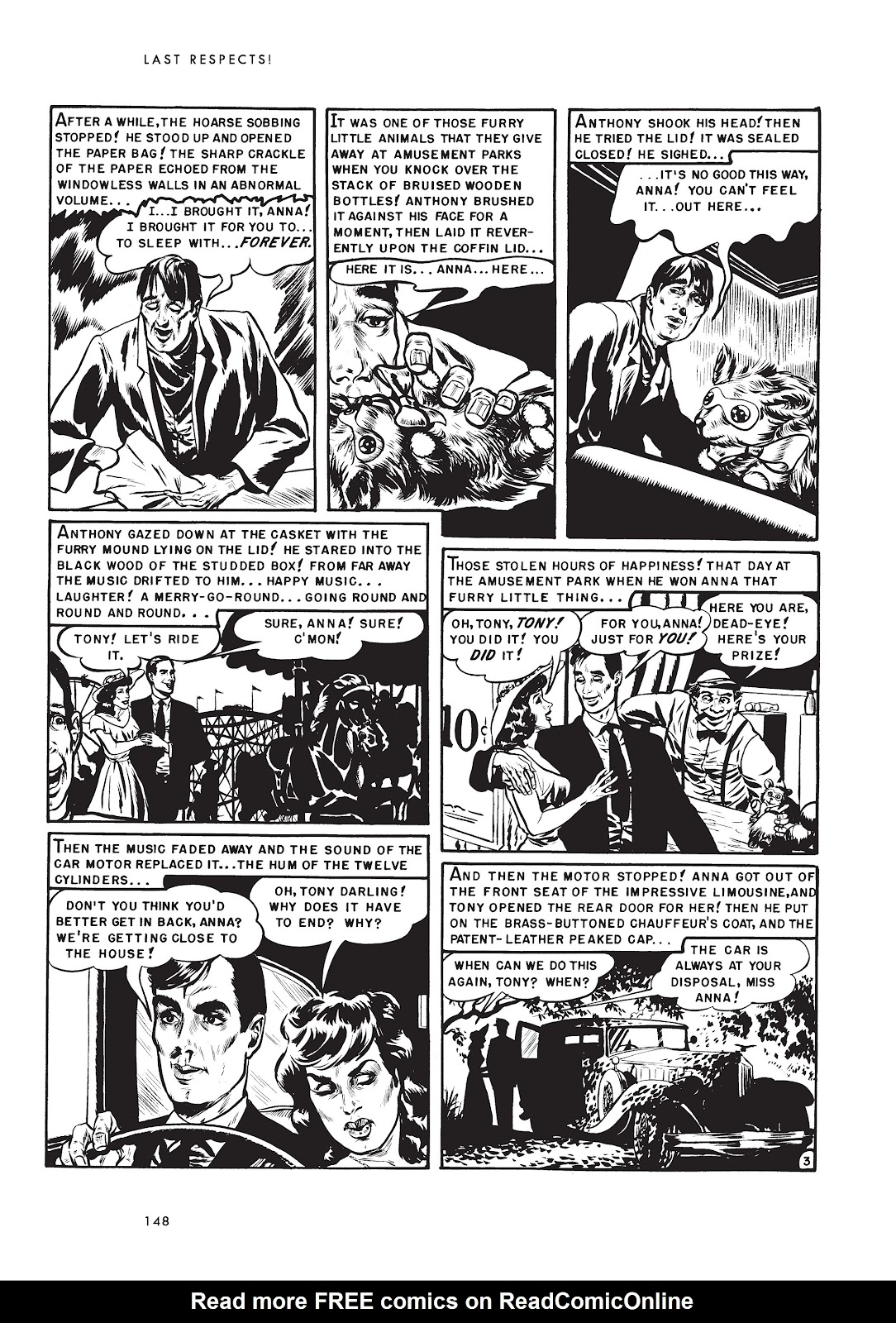 Read online Doctor of Horror and Other Stories comic -  Issue # TPB (Part 2) - 64