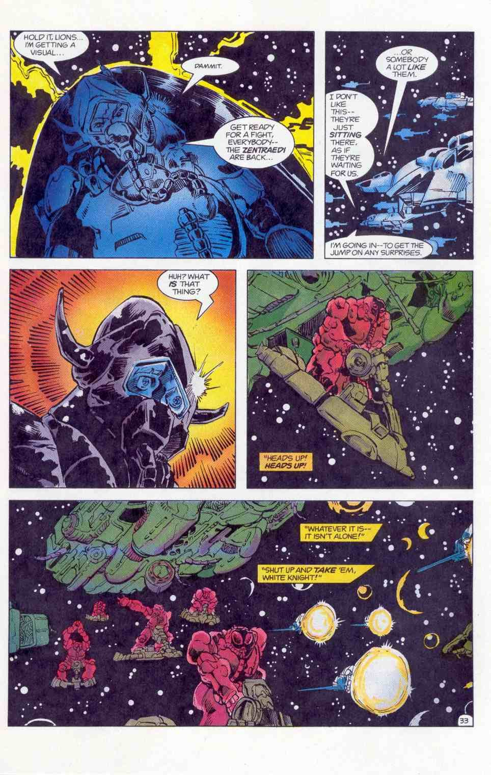 Robotech Special issue Full - Page 34