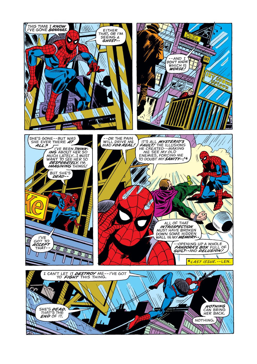 The Amazing Spider-Man (1963) 143 Page 2