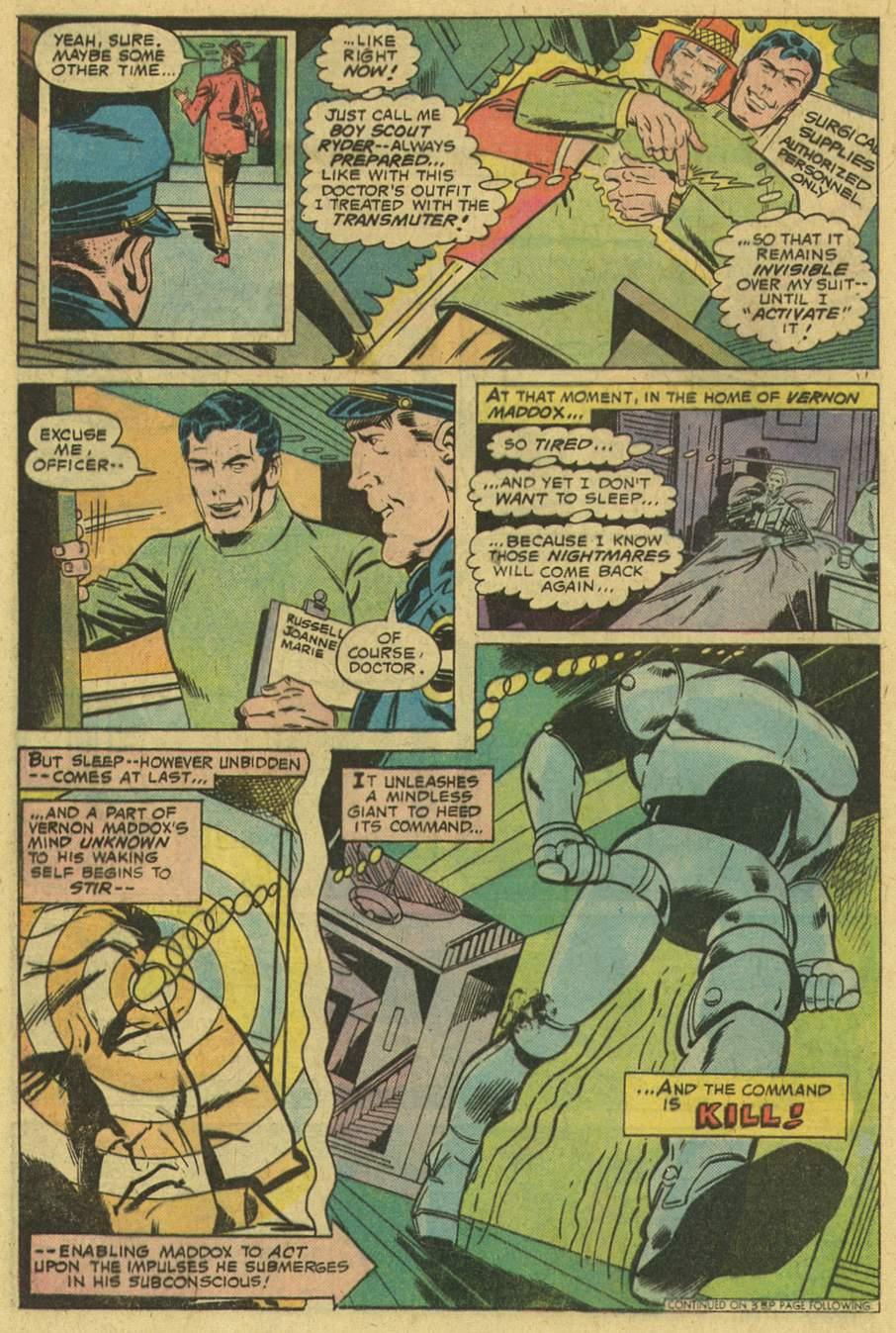 Read online Adventure Comics (1938) comic -  Issue #446 - 28