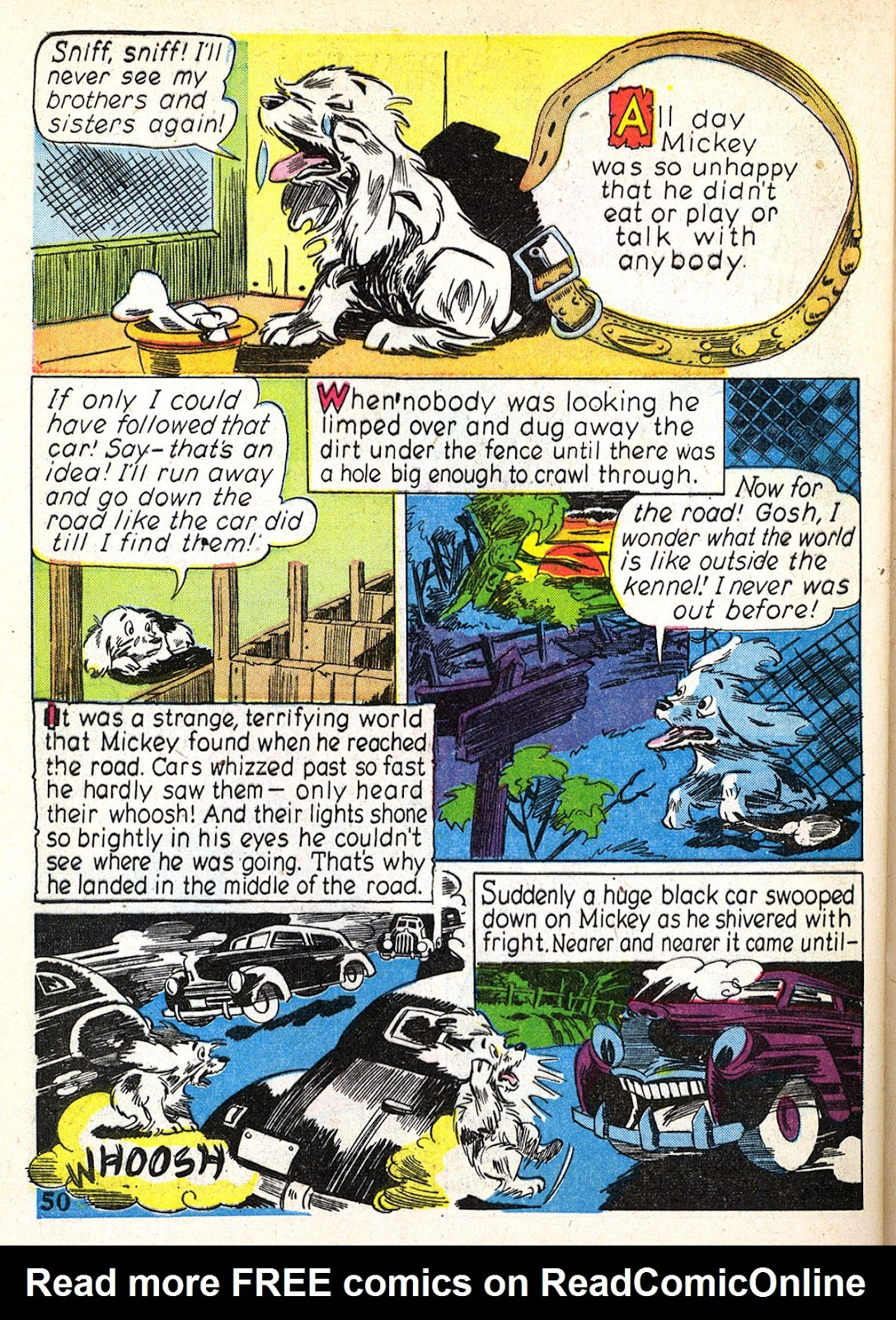 Read online Animal Comics comic -  Issue #2 - 52
