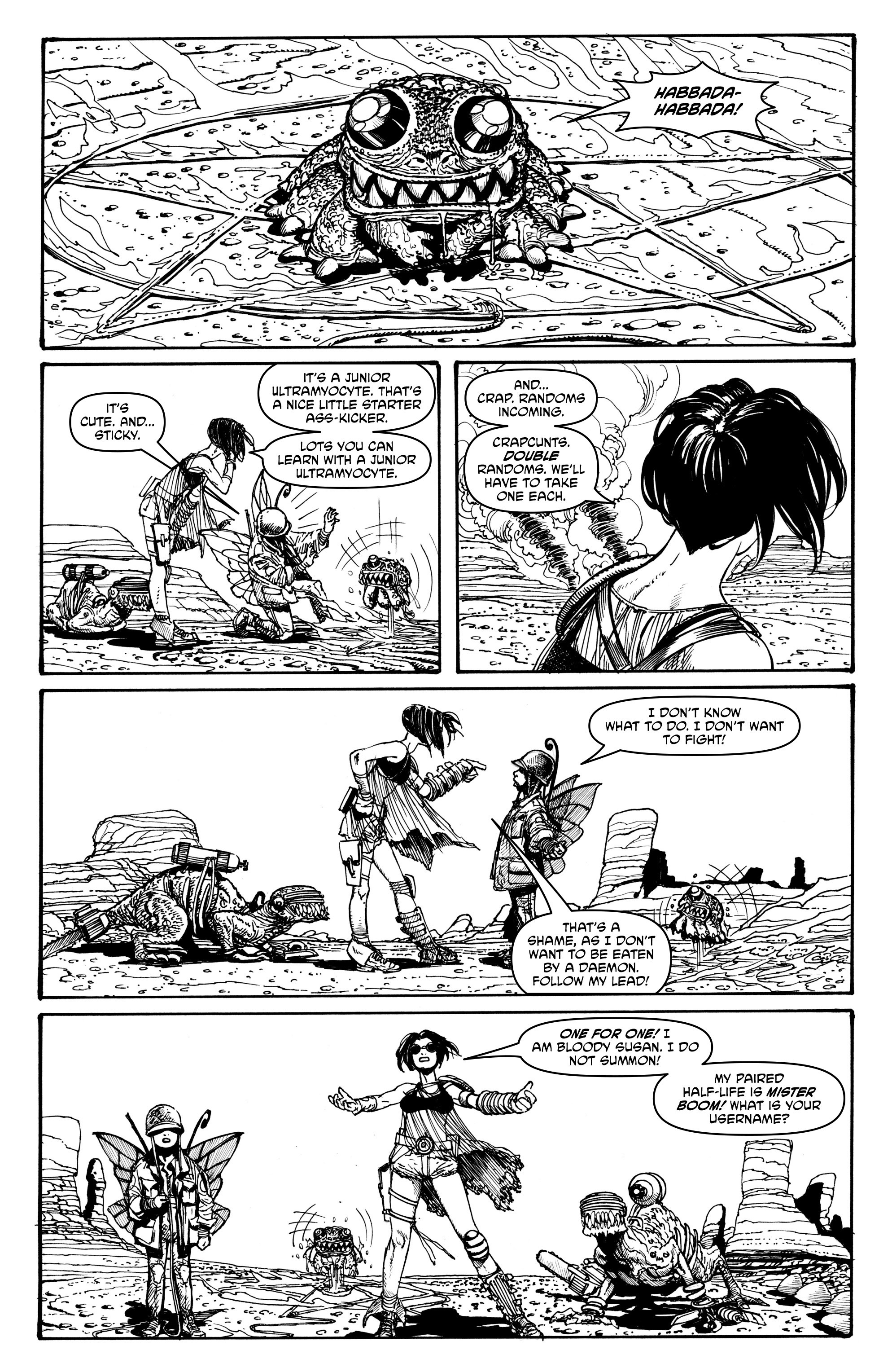 Read online Alan Moore's Cinema Purgatorio comic -  Issue #2 - 29