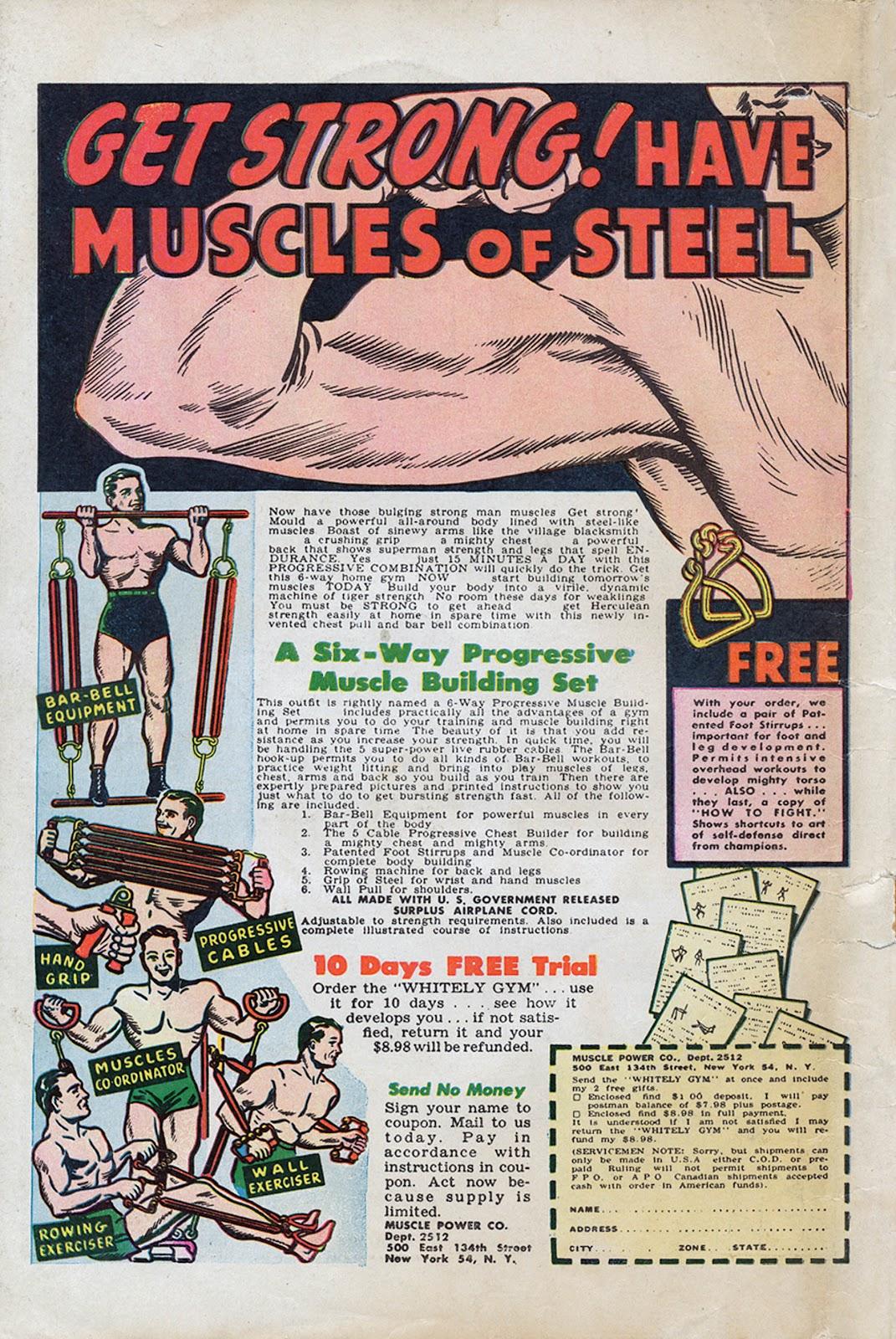 Georgie Comics (1945) issue 4 - Page 52