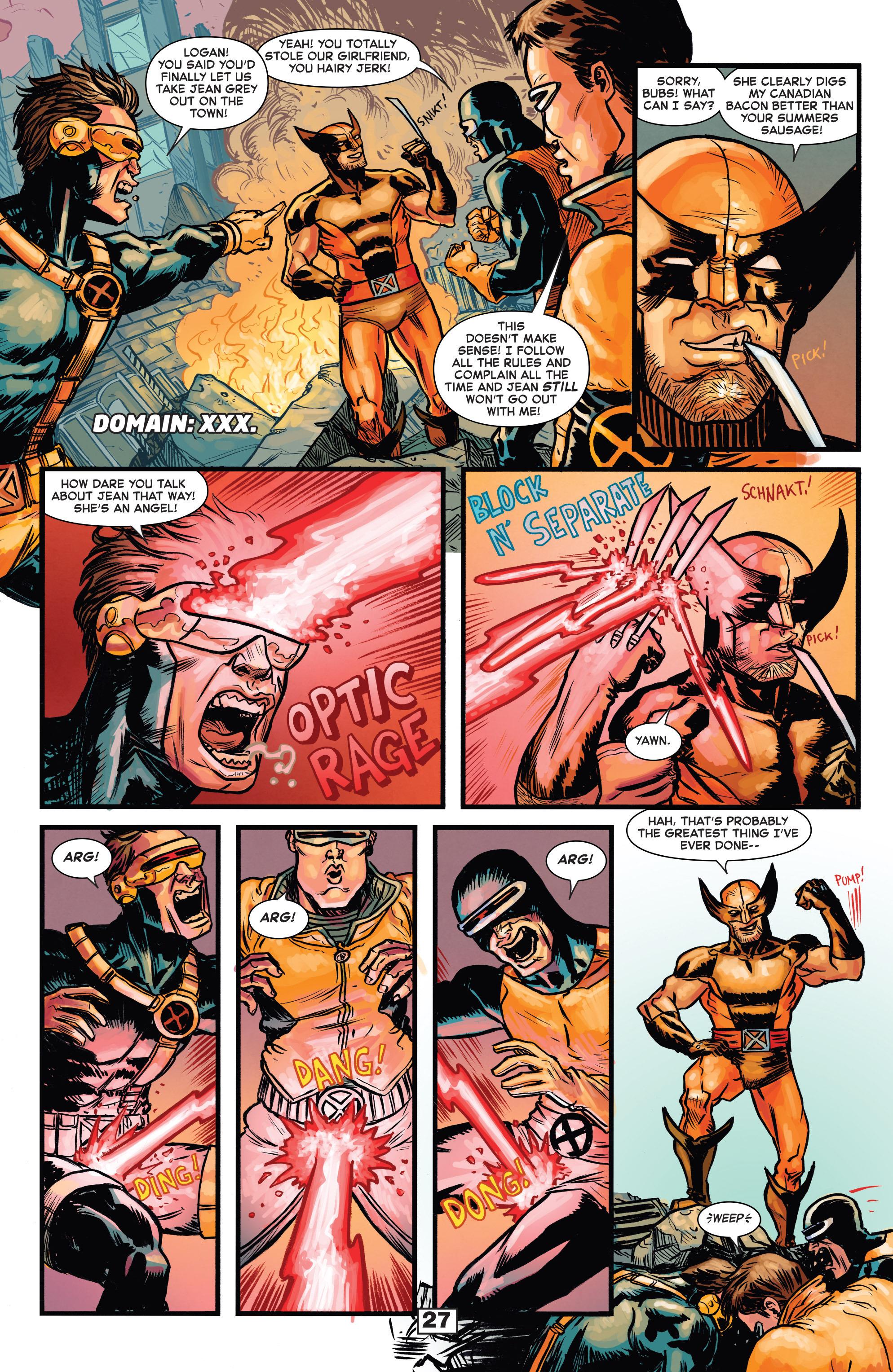 Read online Secret Wars Too comic -  Issue # Full - 29