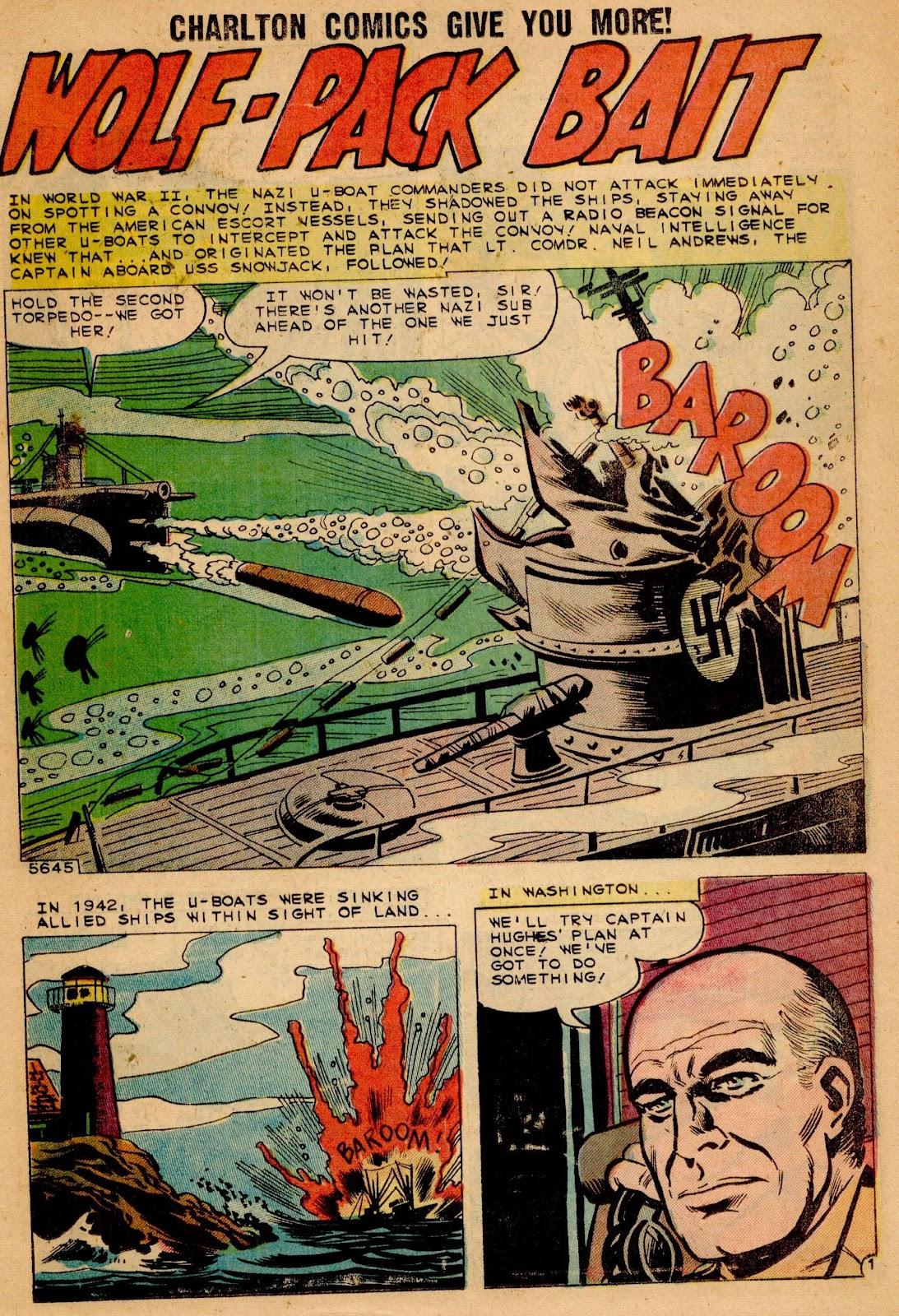 Read online Fightin' Navy comic -  Issue #90 - 19