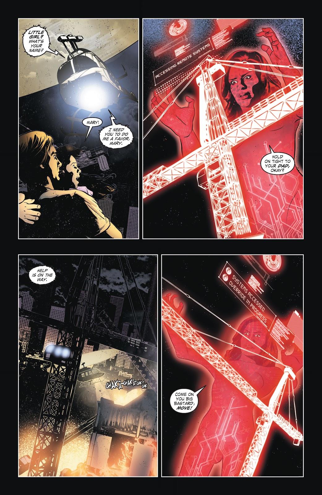 Read online Smallville Season 11 [II] comic -  Issue # TPB 6 - 24