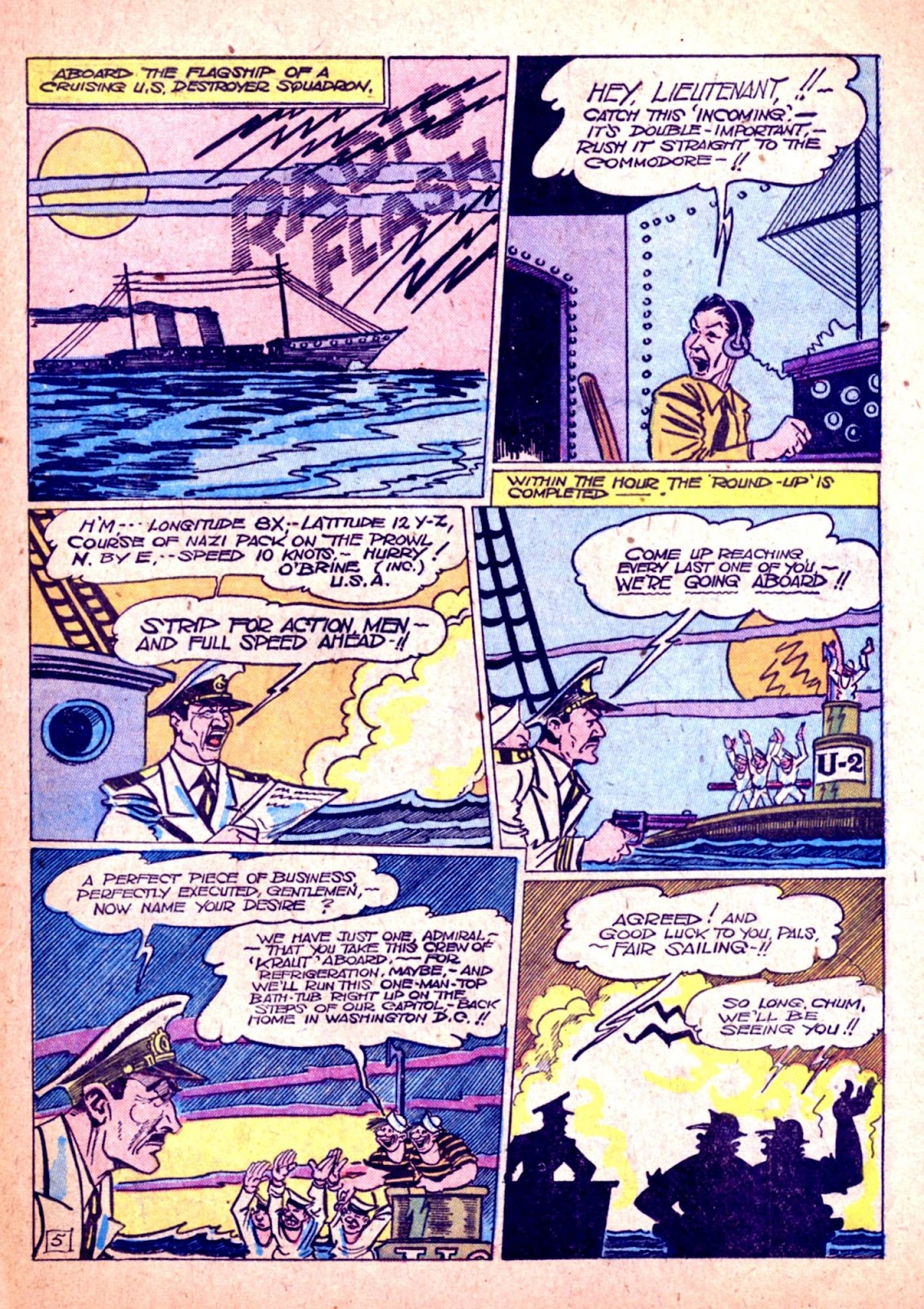 The Blue Beetle issue 31 - Page 37