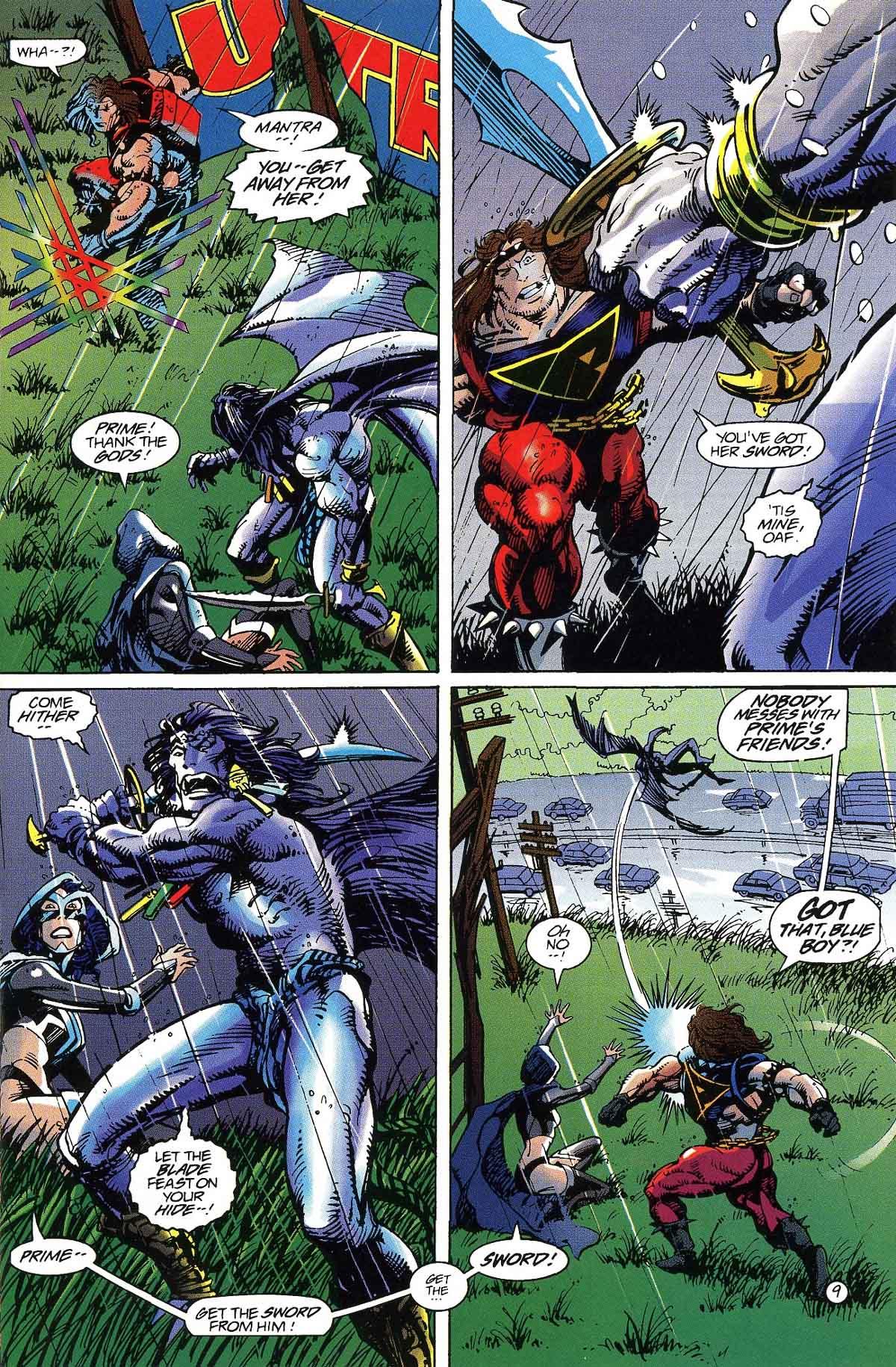 Read online Rune (1994) comic -  Issue #6 - 11
