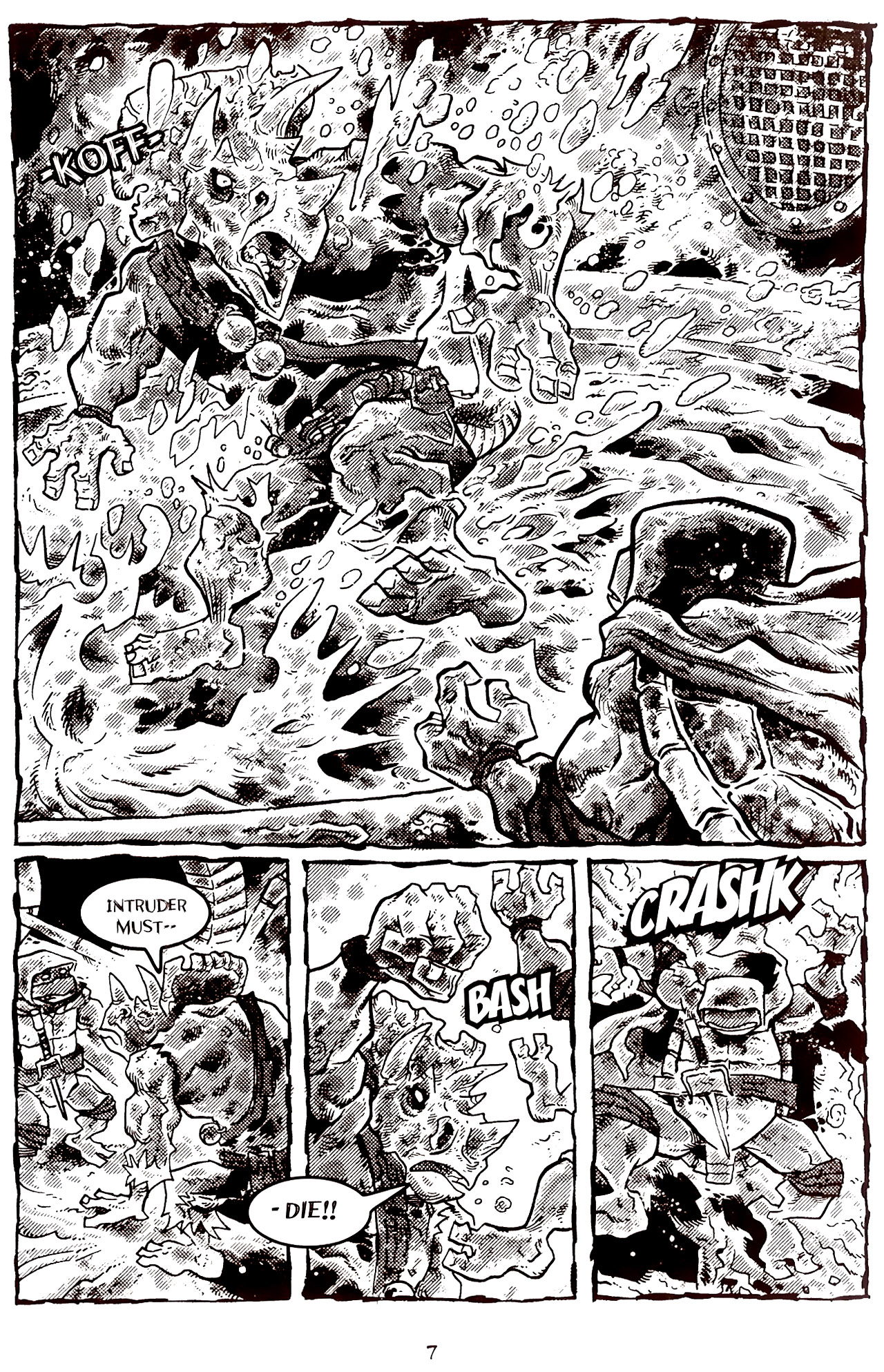Read online Tales of the TMNT comic -  Issue #70 - 12