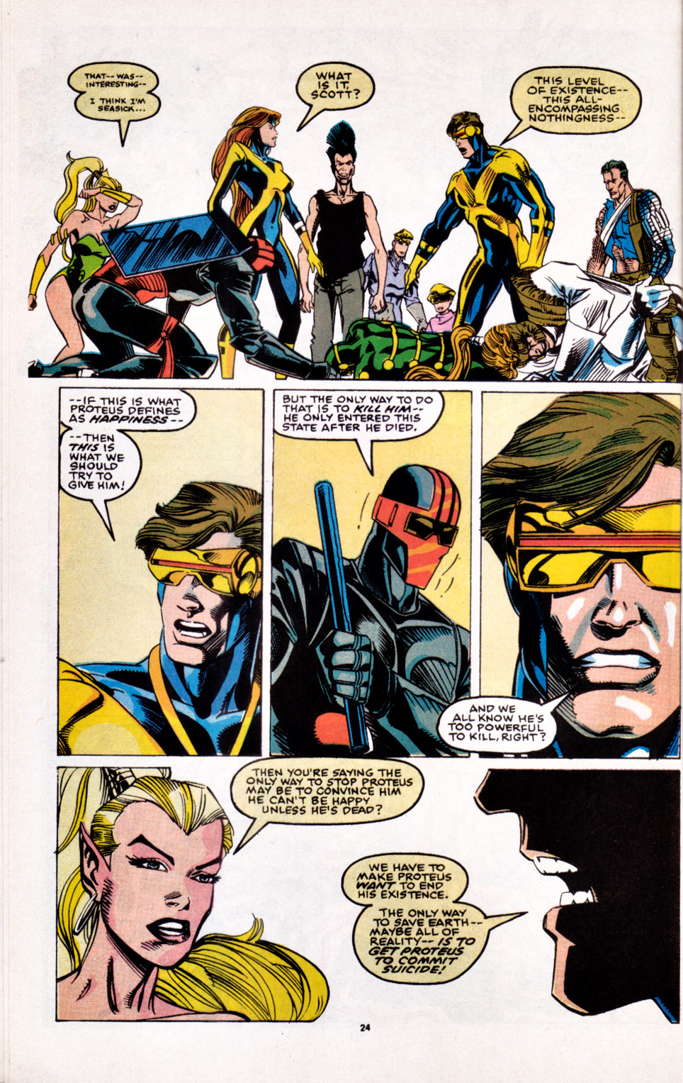 Read online X-Factor (1986) comic -  Issue # _ Annual 6 - 21
