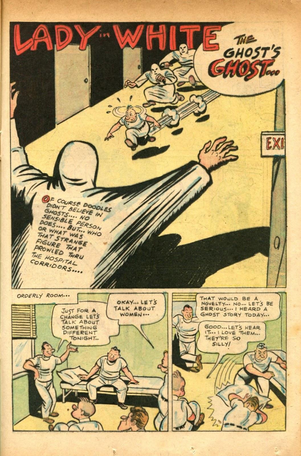 Read online Super-Magician Comics comic -  Issue #51 - 35