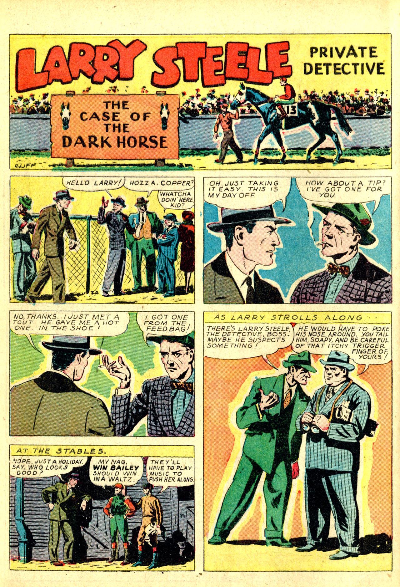 Read online Detective Comics (1937) comic -  Issue #50 - 32
