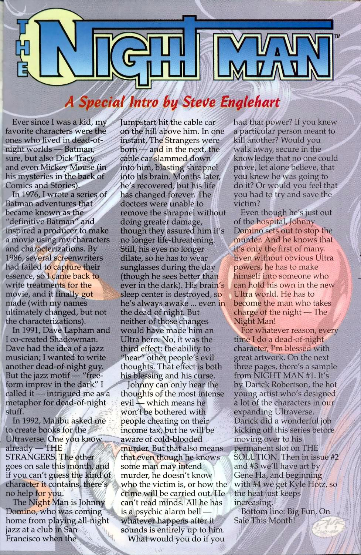 Read online Sludge comic -  Issue #1 - 35