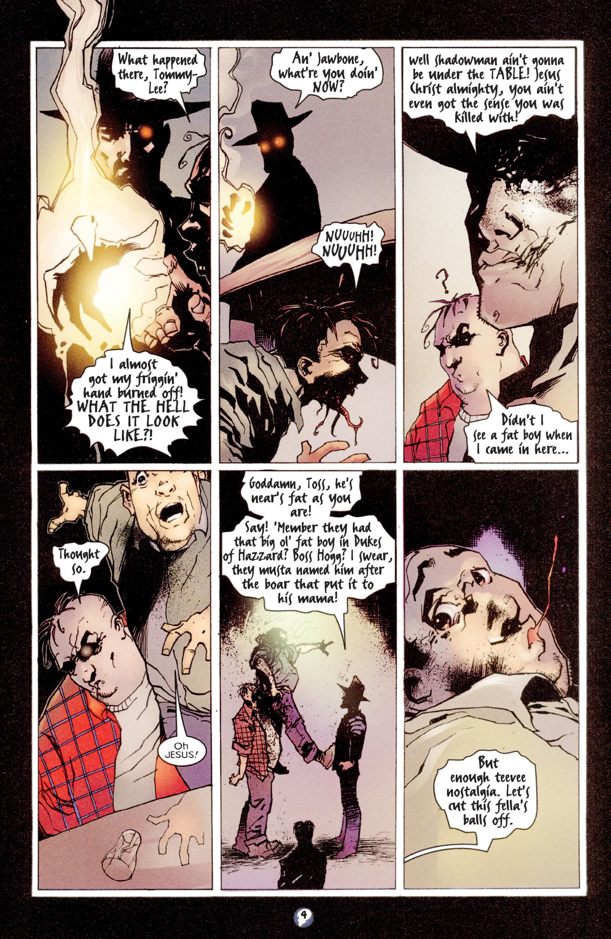 Read online Shadowman (1997) comic -  Issue #3 - 5