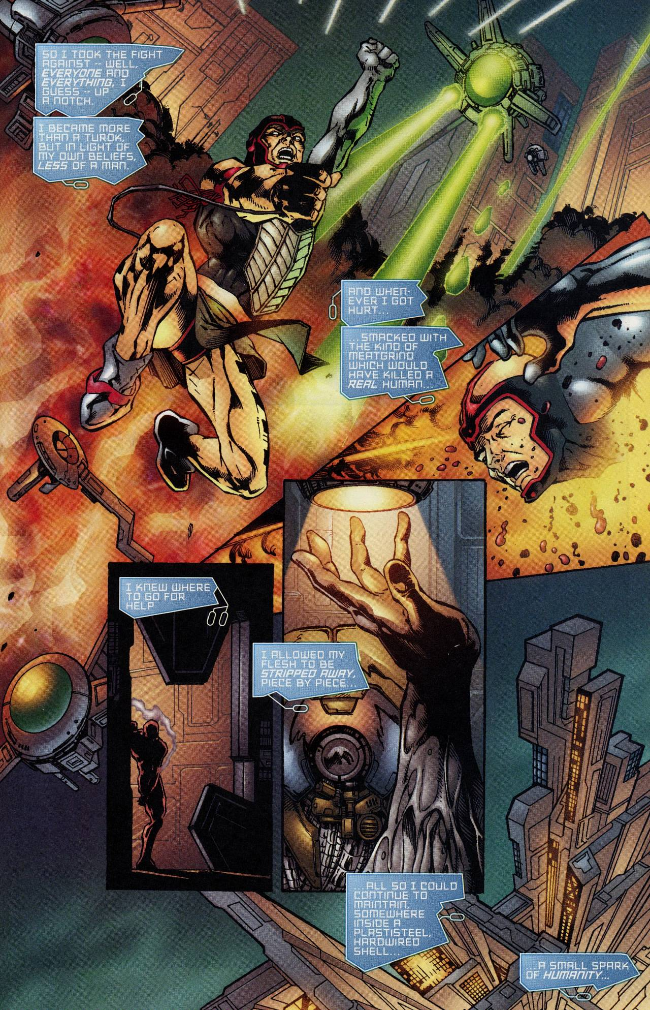 Read online Turok: Tales of the Lost Land comic -  Issue # Full - 38