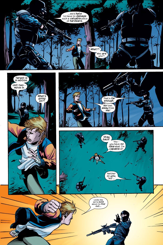 Read online Machine Teen comic -  Issue #3 - 12