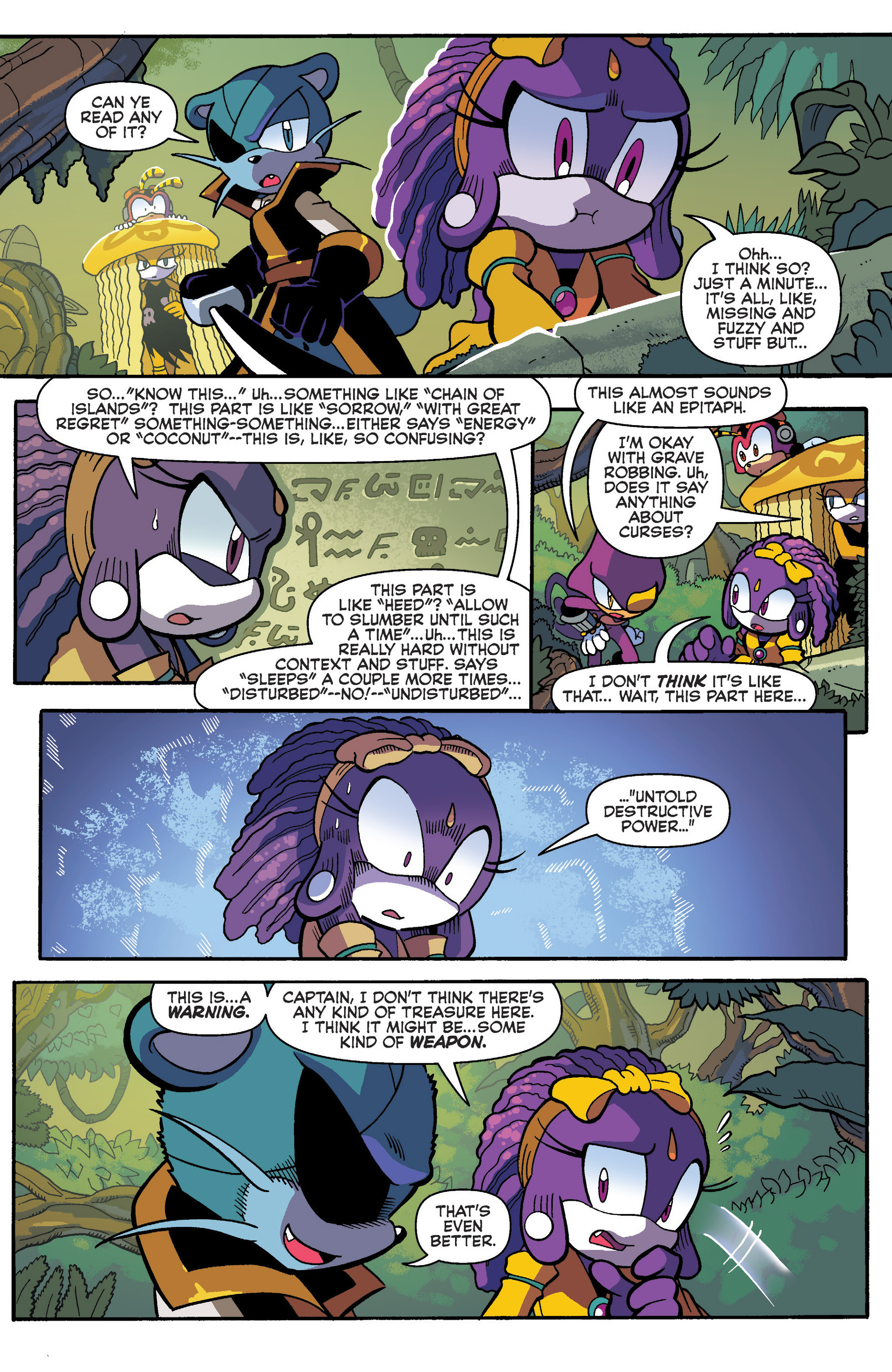 Read online Sonic Universe comic -  Issue #93 - 18