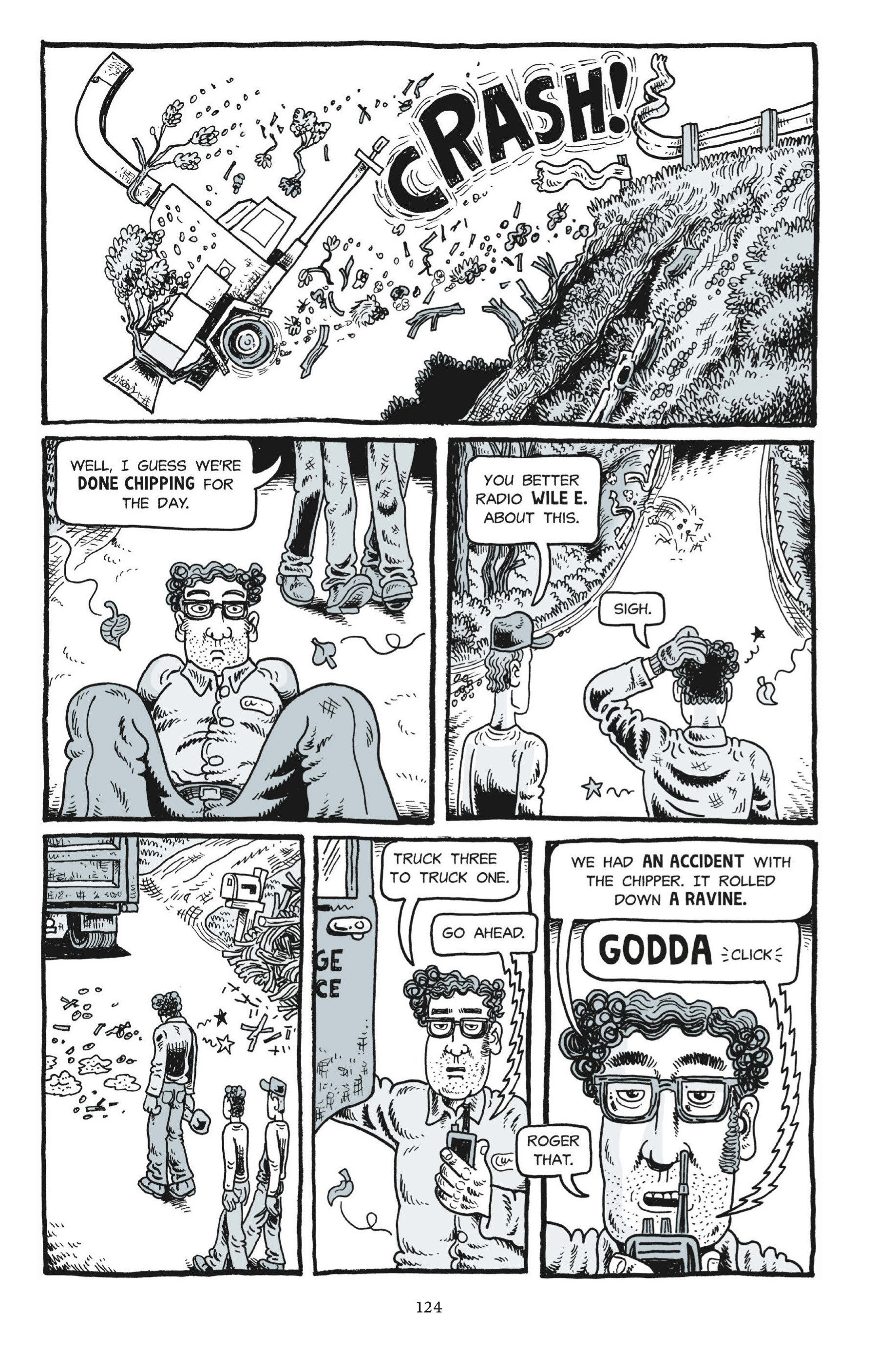 Read online Trashed comic -  Issue # Full - 120